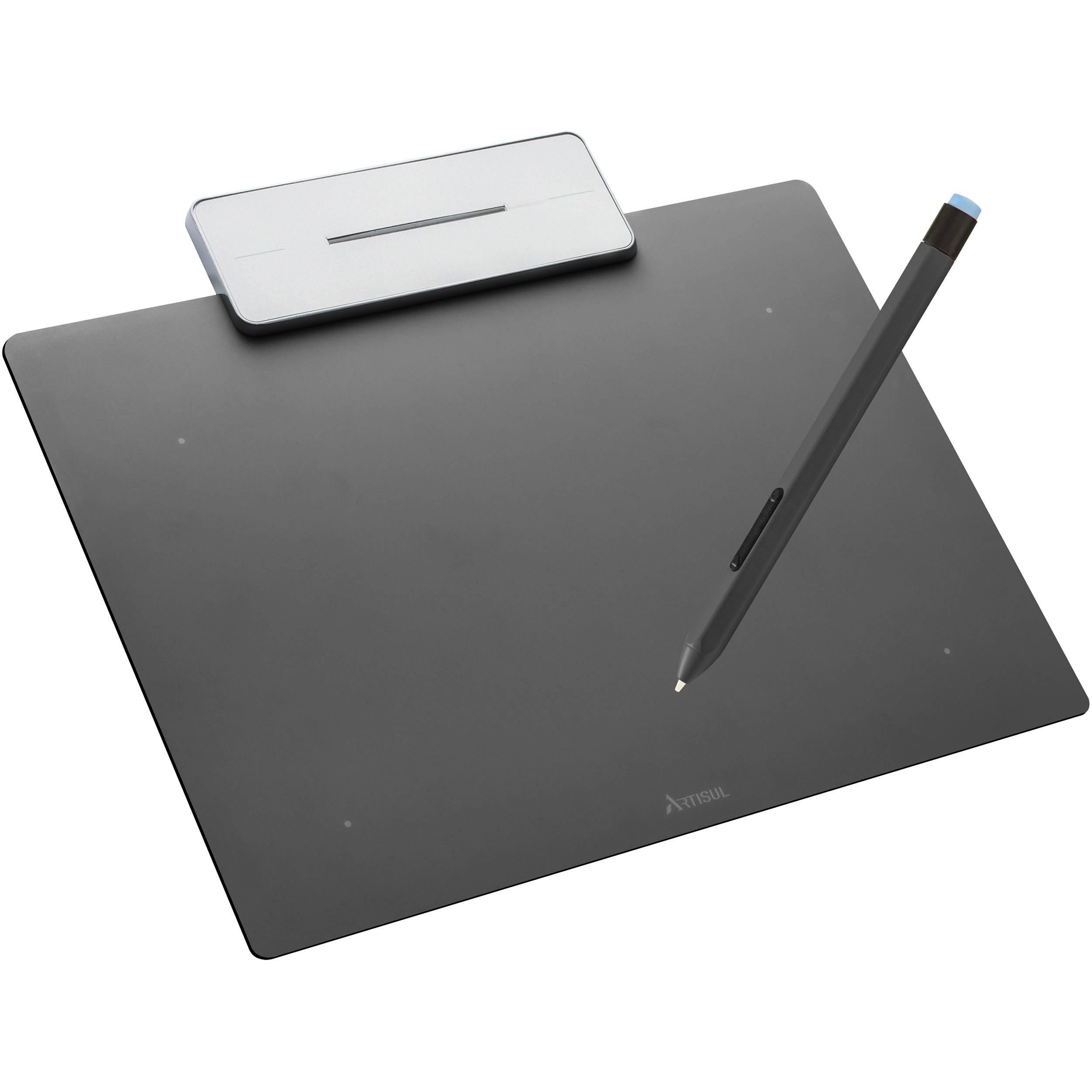 Artisul pencil sketchpad small metallic grey digital for Sketchpad com