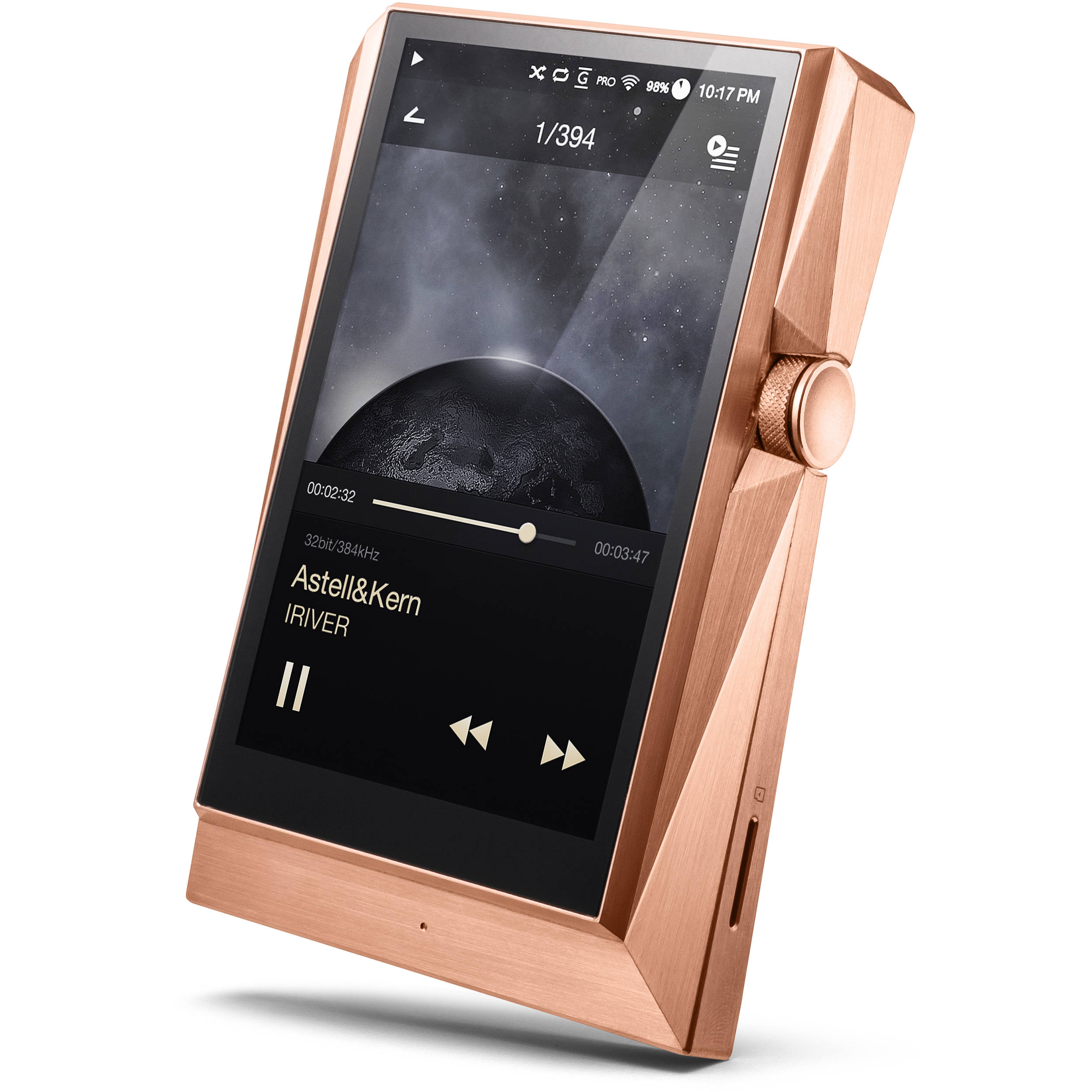 Astell kern ak380 portable hi fi audio system 3ppf219c cmmbn1 for Mobile porta hi fi