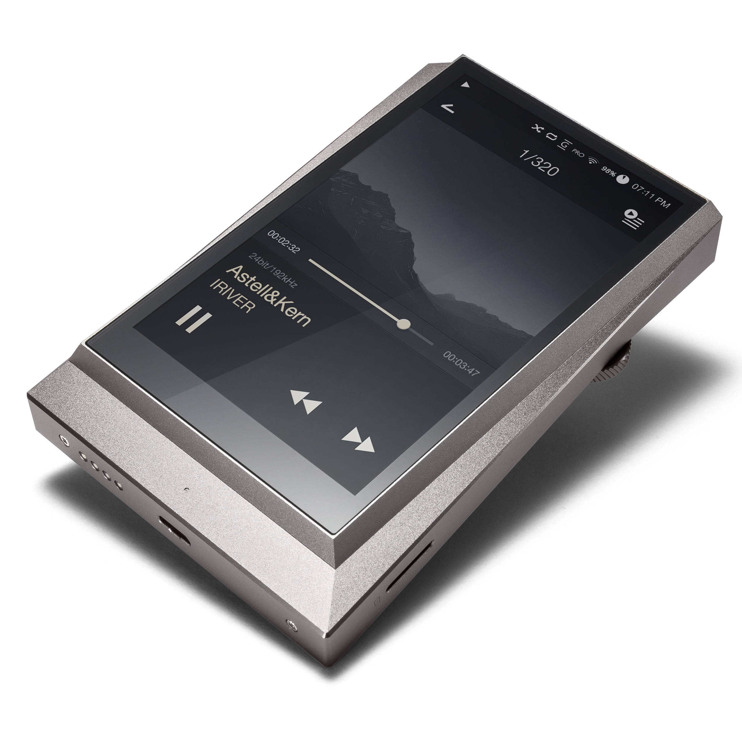 Astell kern ak320 portable hi fi audio system 3ppm318c cmgmn1 for Mobile porta hi fi
