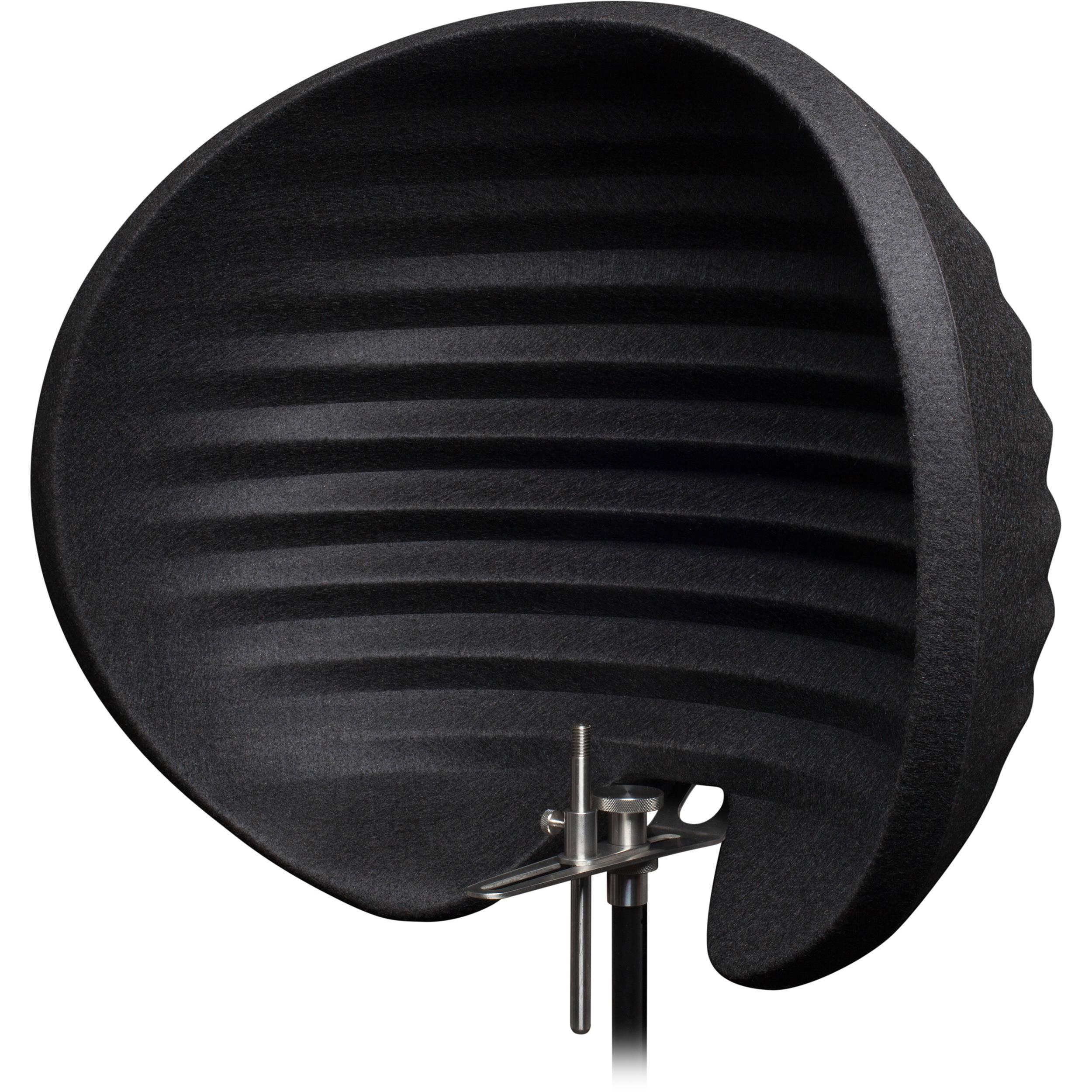 aston microphones halo reflection filter black ast halo blk b h. Black Bedroom Furniture Sets. Home Design Ideas