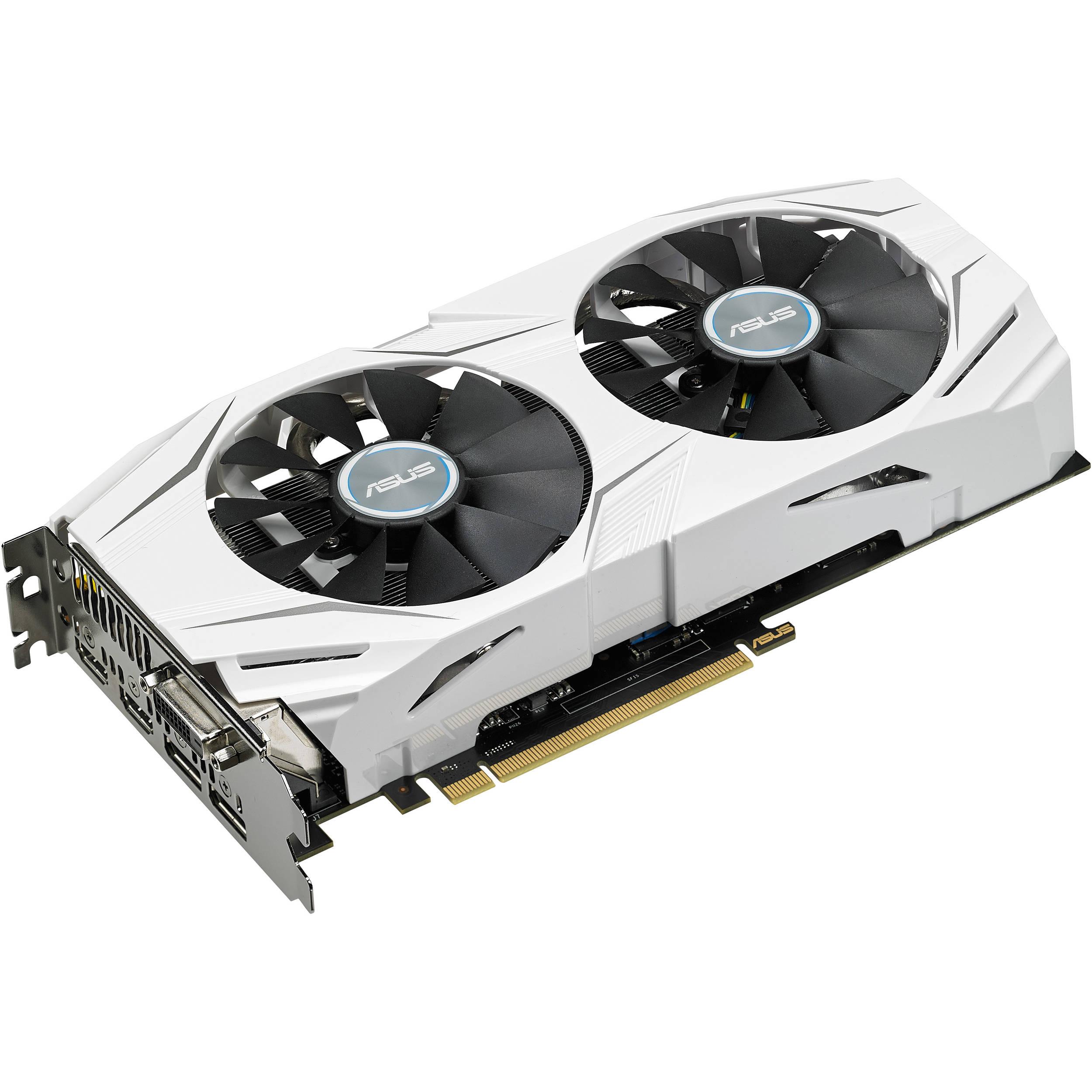 1060 Graphics Card >> Asus Dual Oc Geforce Gtx 1060 Graphics Card Dual Gtx1060 O3g B H