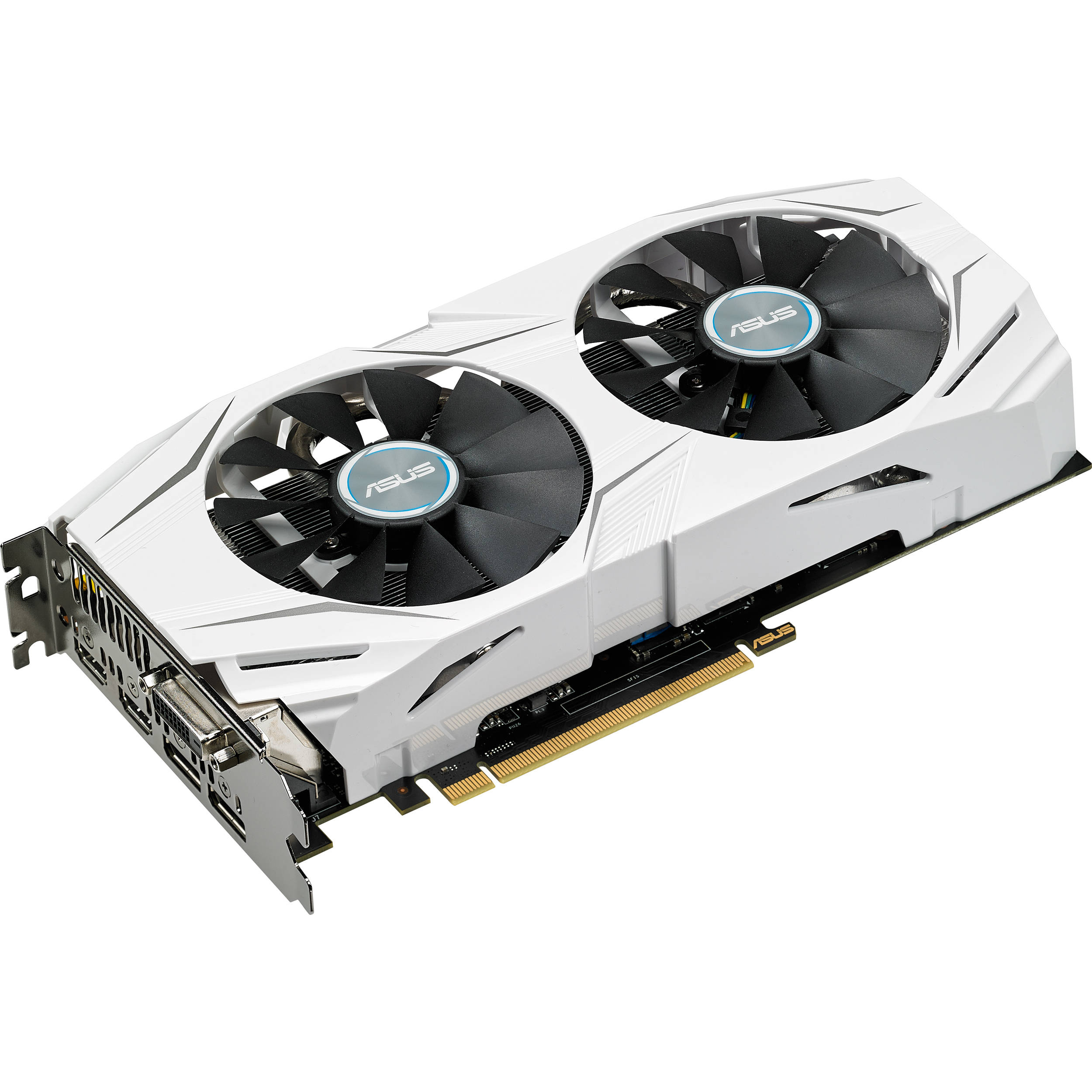 ASUS Dual OC GeForce GTX 1060 Graphics Card