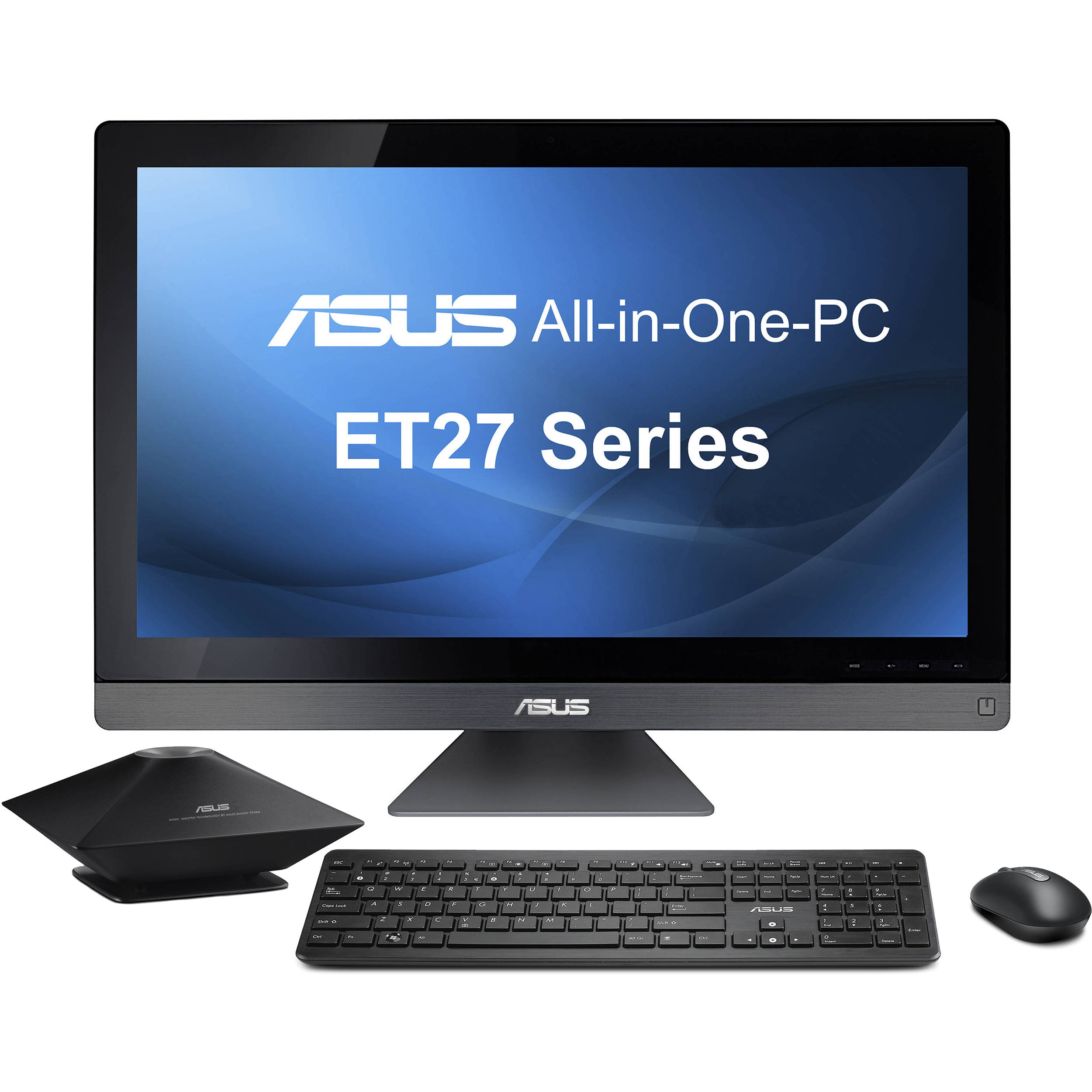 Drivers for Asus ET2701I Intel Display