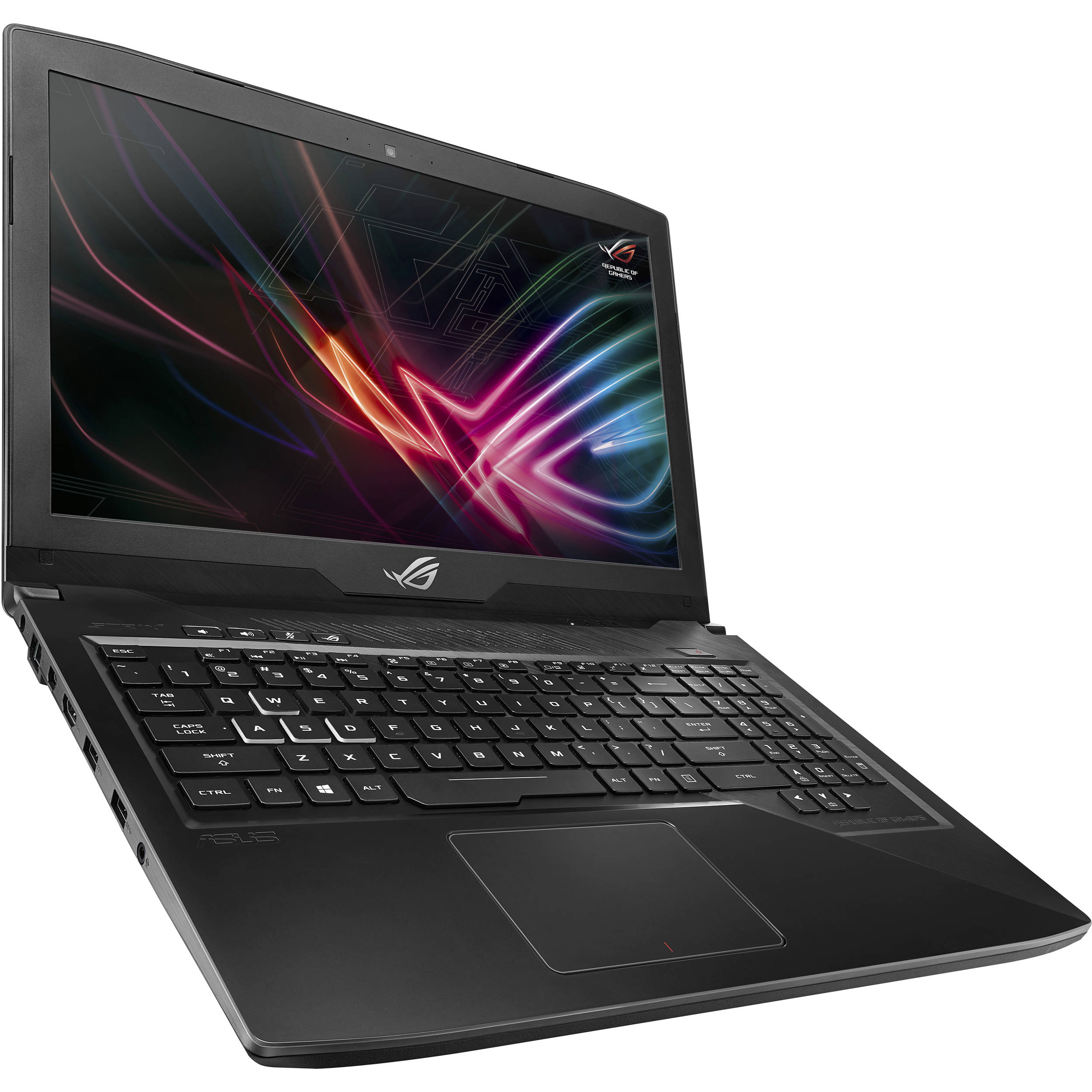 Asus 156 Republic Of Gamers Strix Gl503vd Db71 Notebook Gaming