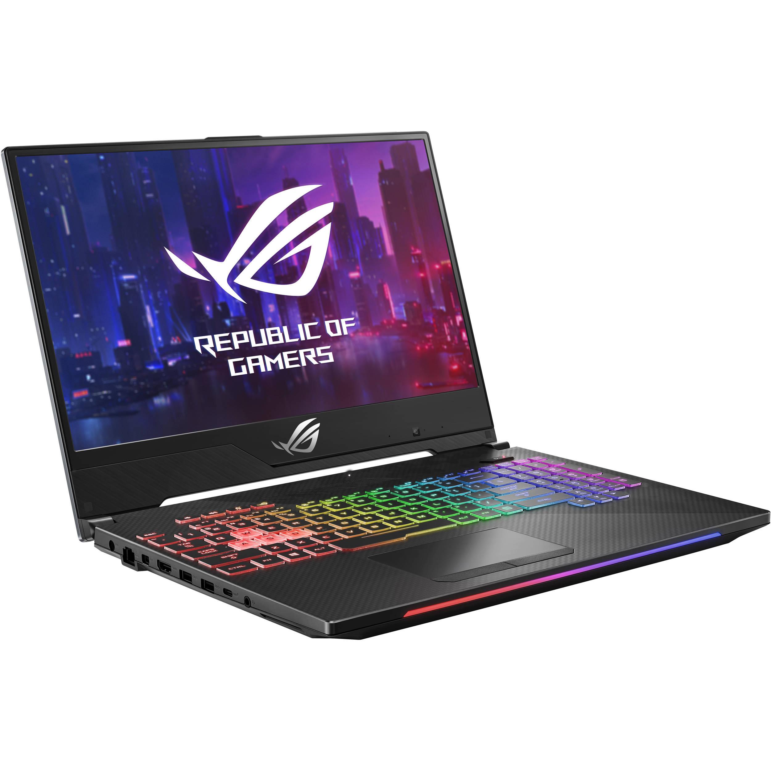 Used Asus Rog Gaming Laptop
