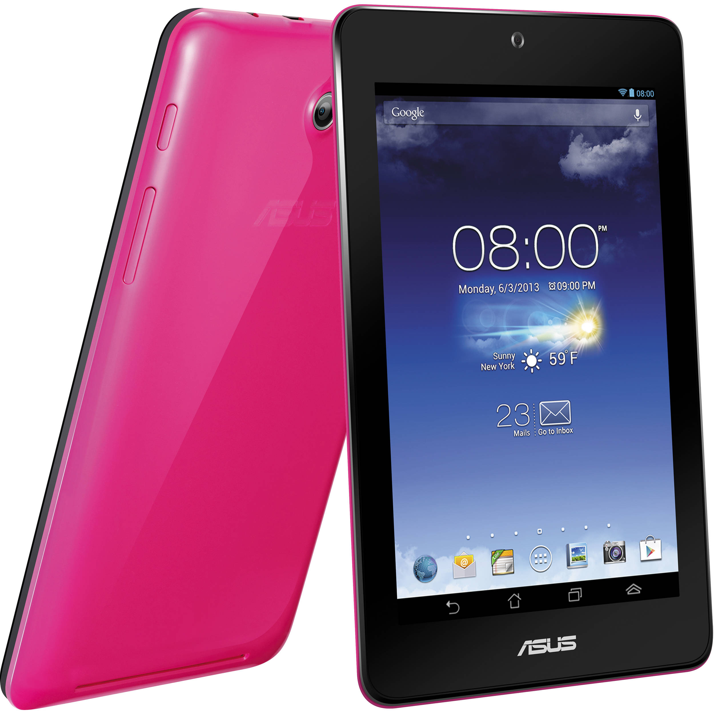 ASUS 16GB MeMO Pad HD 7 Tablet (Pink) ME173X-A1-PK B&H Photo