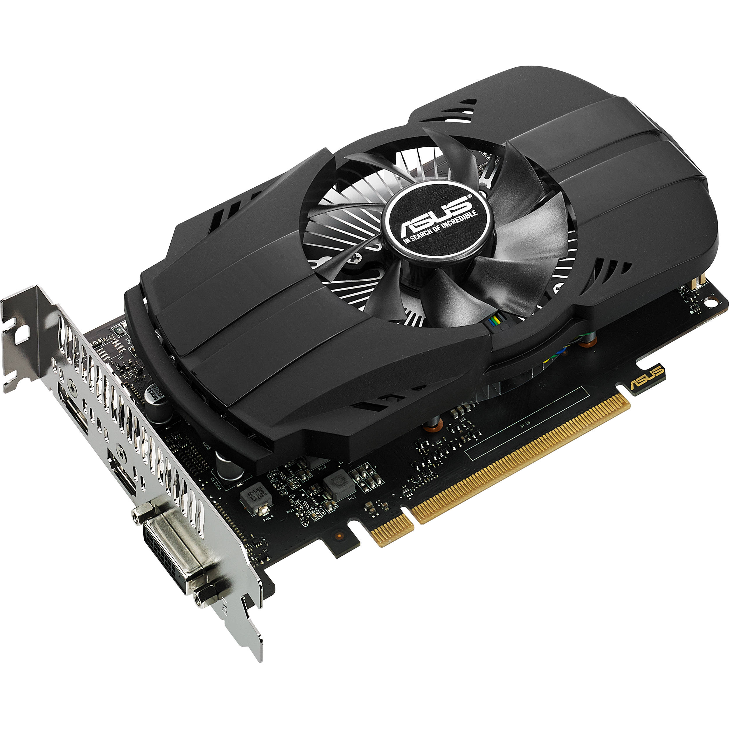 ASUS Phoenix GeForce GTX 1050 Ti Graphics Card