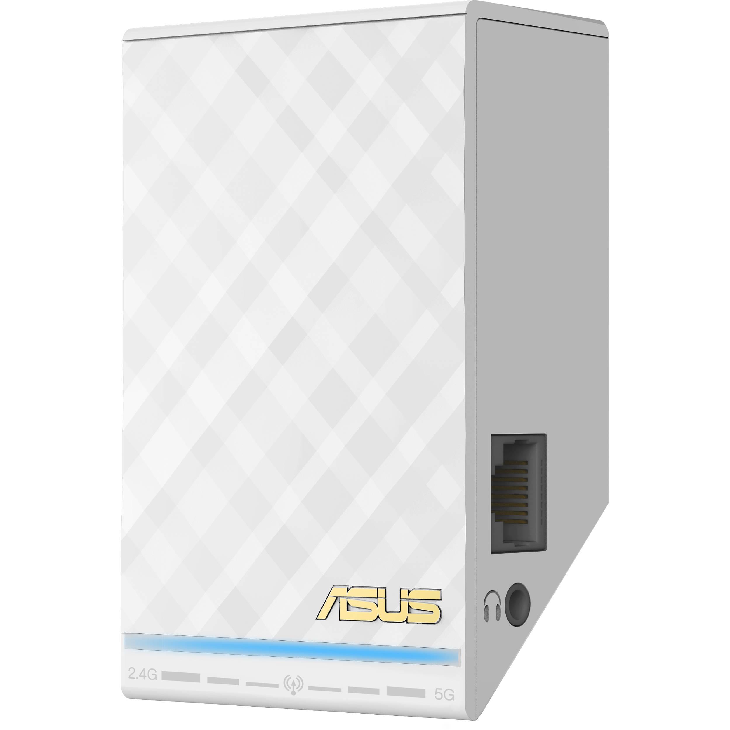ASUS RP-AC52 Dual-Band Wireless-AC750 Range RP-AC52 B&H Photo