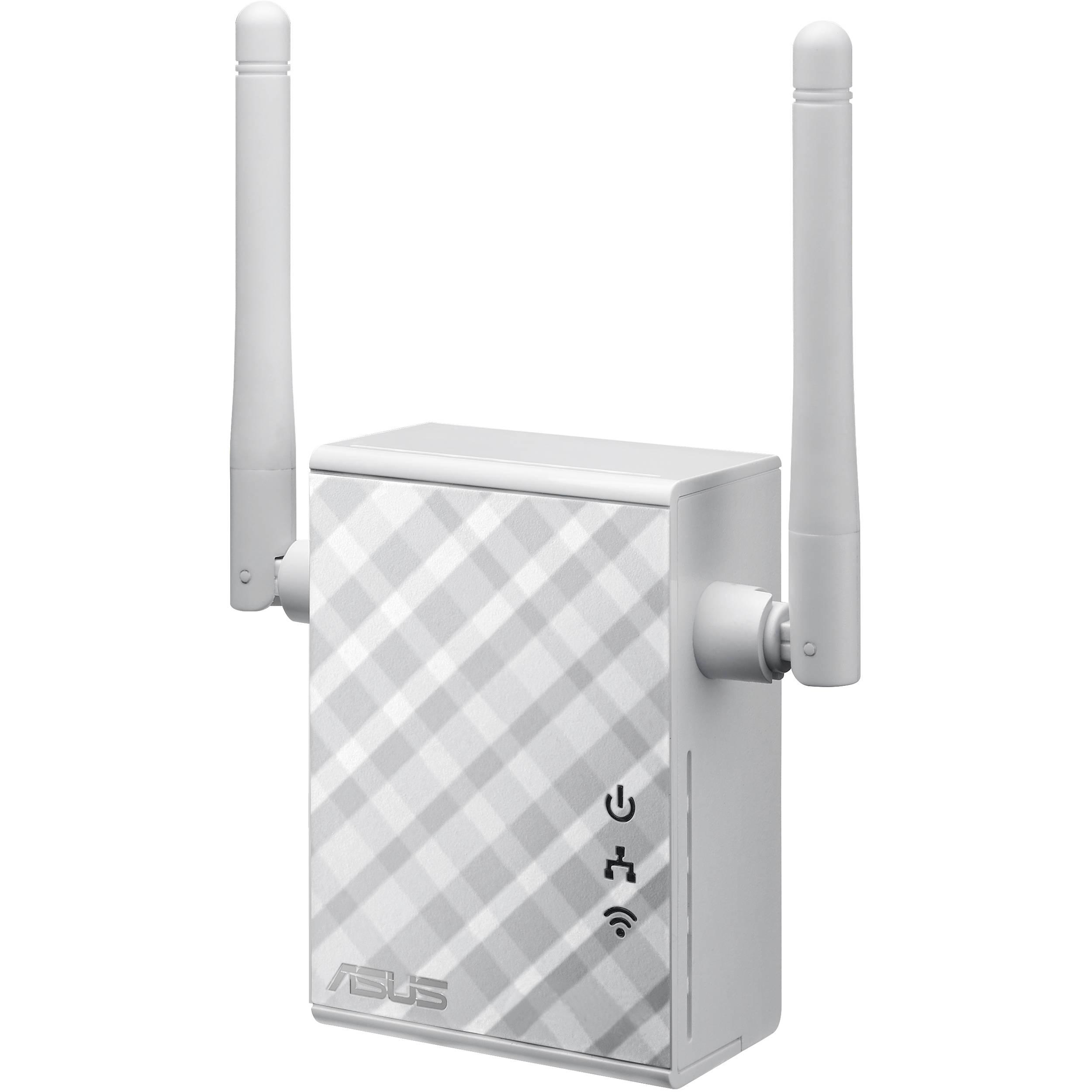 Asus Rp N12 Wireless N Repeater Access Point Media Rp N12