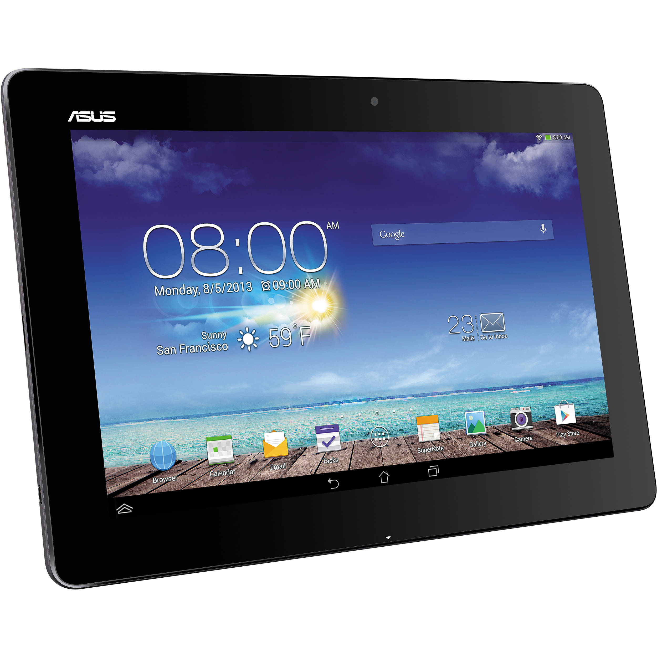 asus 32gb tf701t 10 1 transformer pad tablet tf701t b1 gr. Black Bedroom Furniture Sets. Home Design Ideas