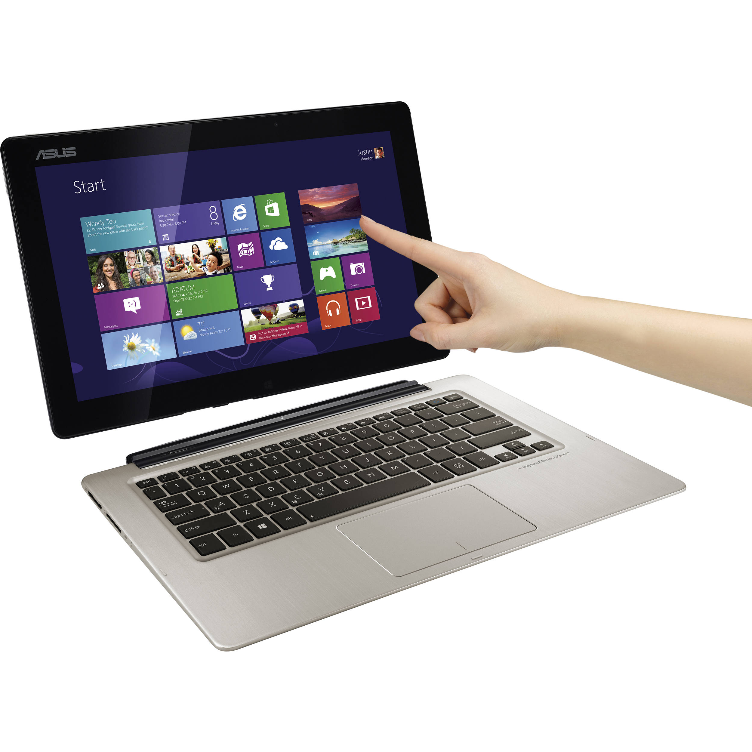 ASUS Transformer Book TX300 Smart Gesture Driver Download