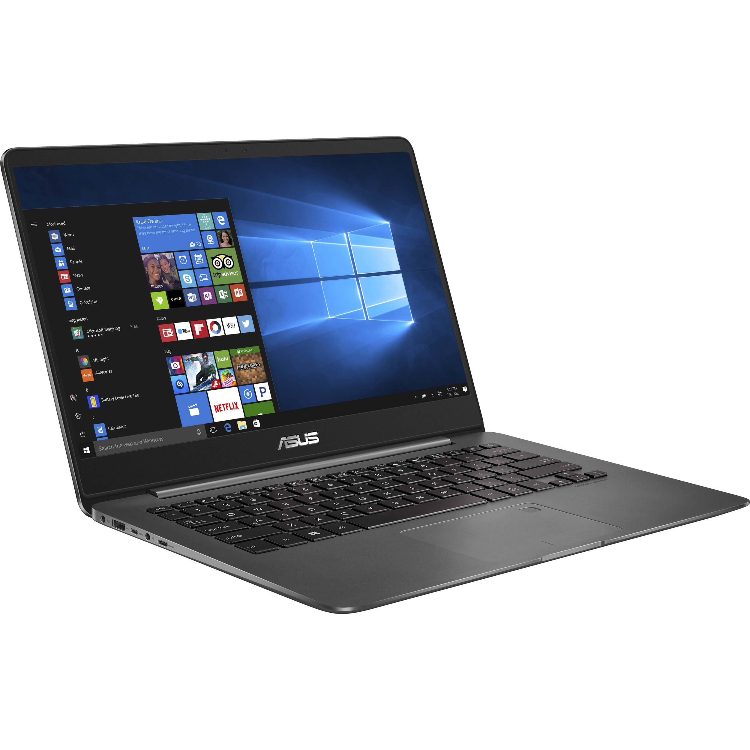 ASUS Zenbook UX21E | B&H Photo Video