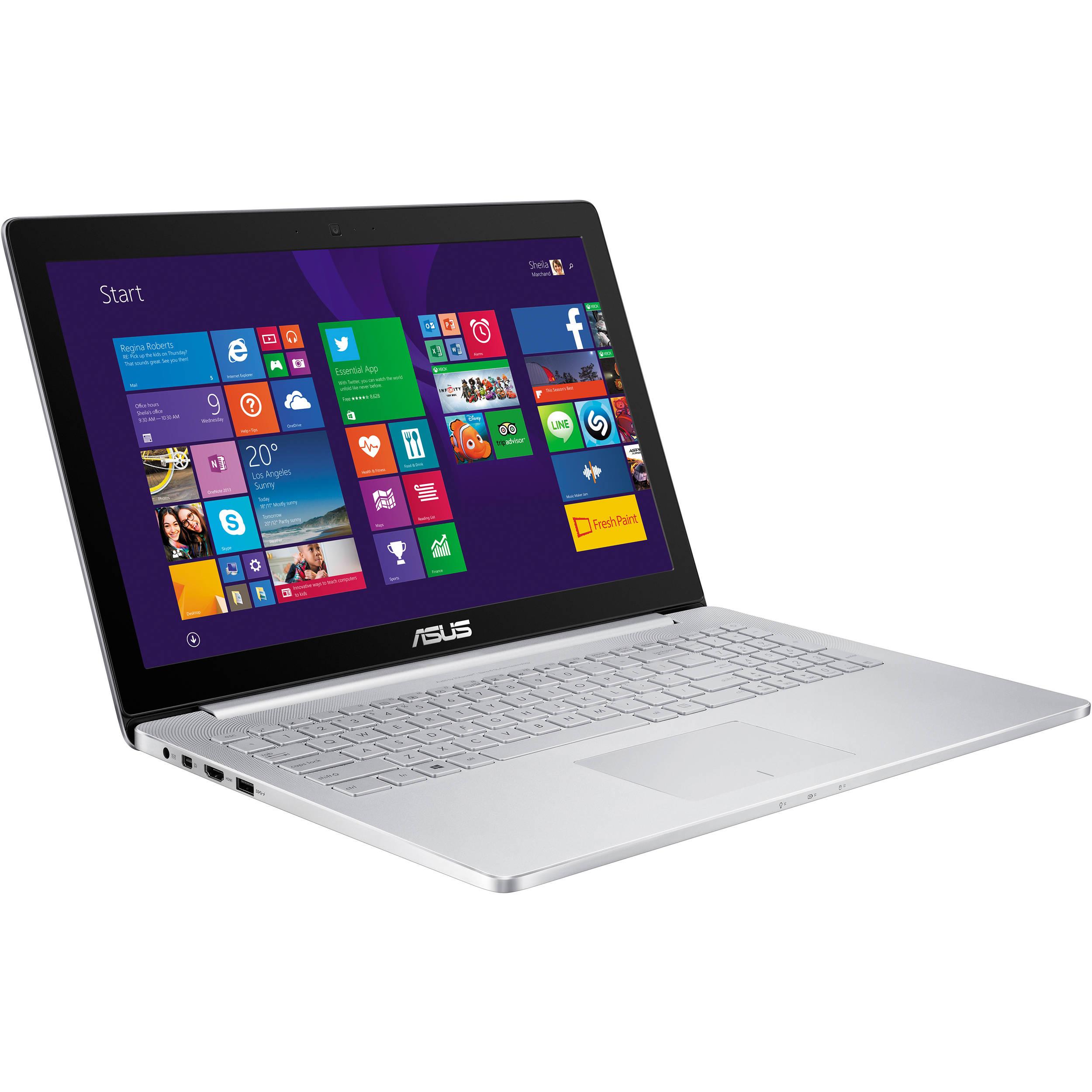 ASUS ZenBook Pro UX501 Intel ThunderBolt Drivers Mac