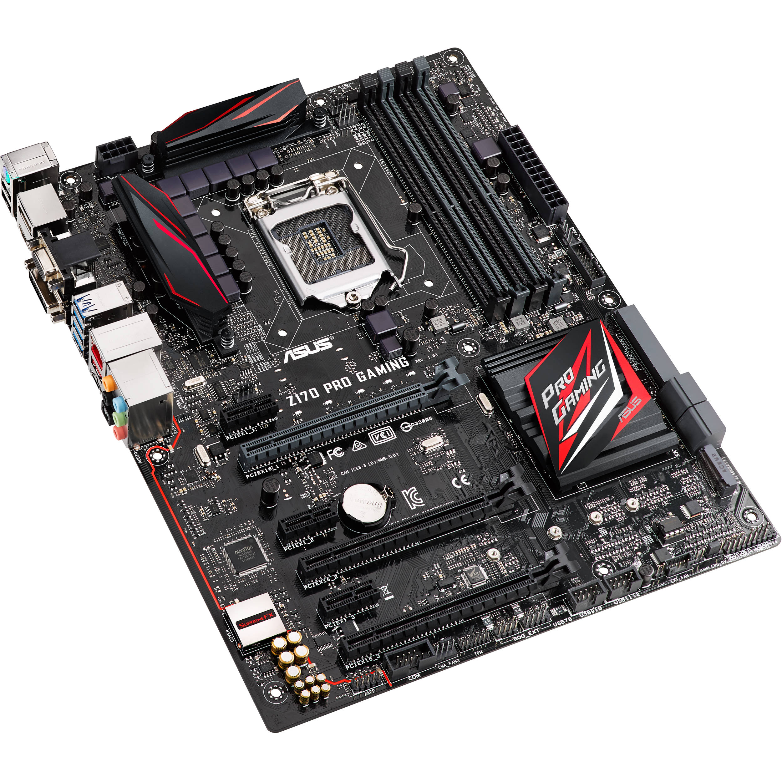 ASUS Z170 PRO GAMING CHIPSET DRIVER