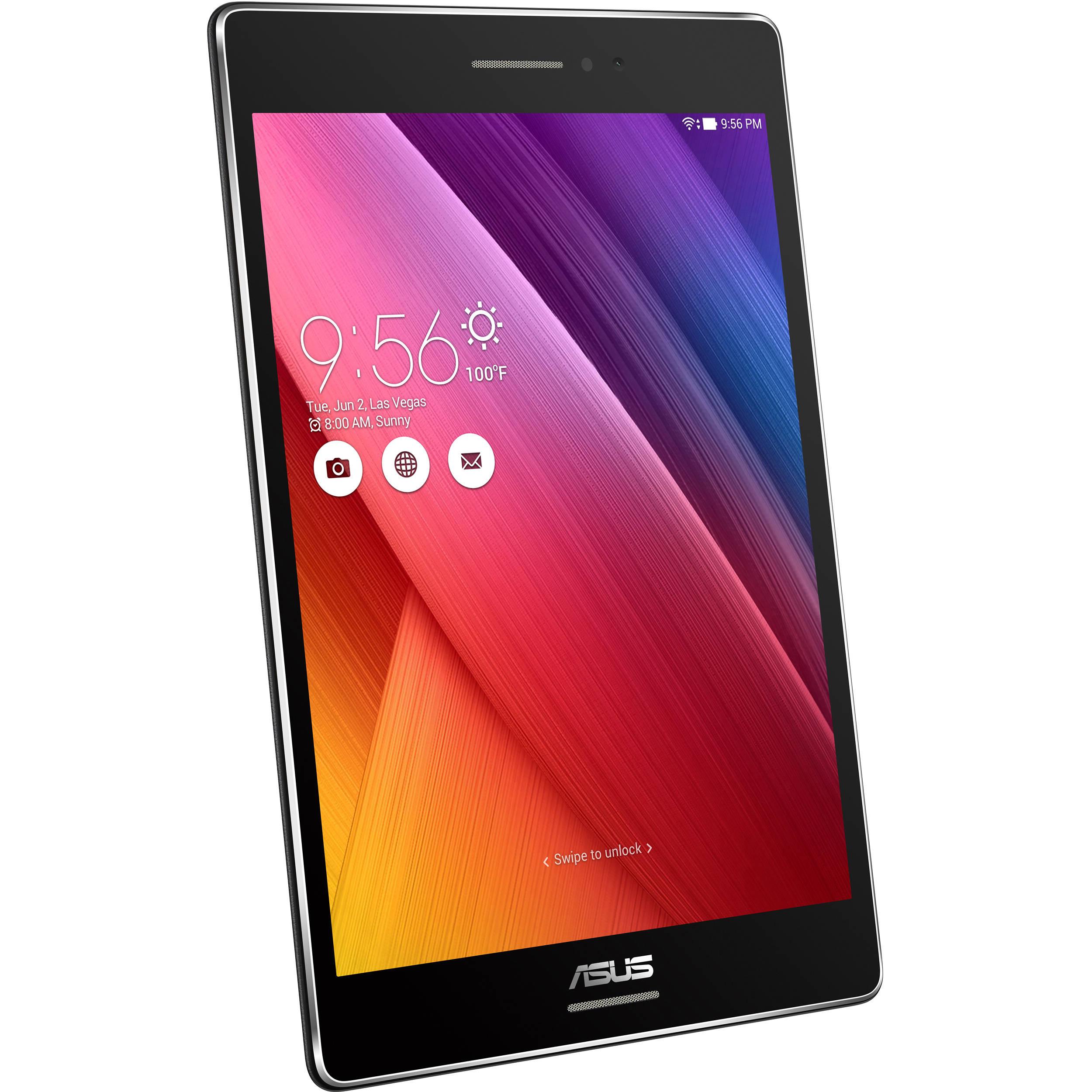 "ASUS 32GB Z580C-B1 ZenPad S 8.0"" Wi-Fi Tablet Z580C-B1-BK"