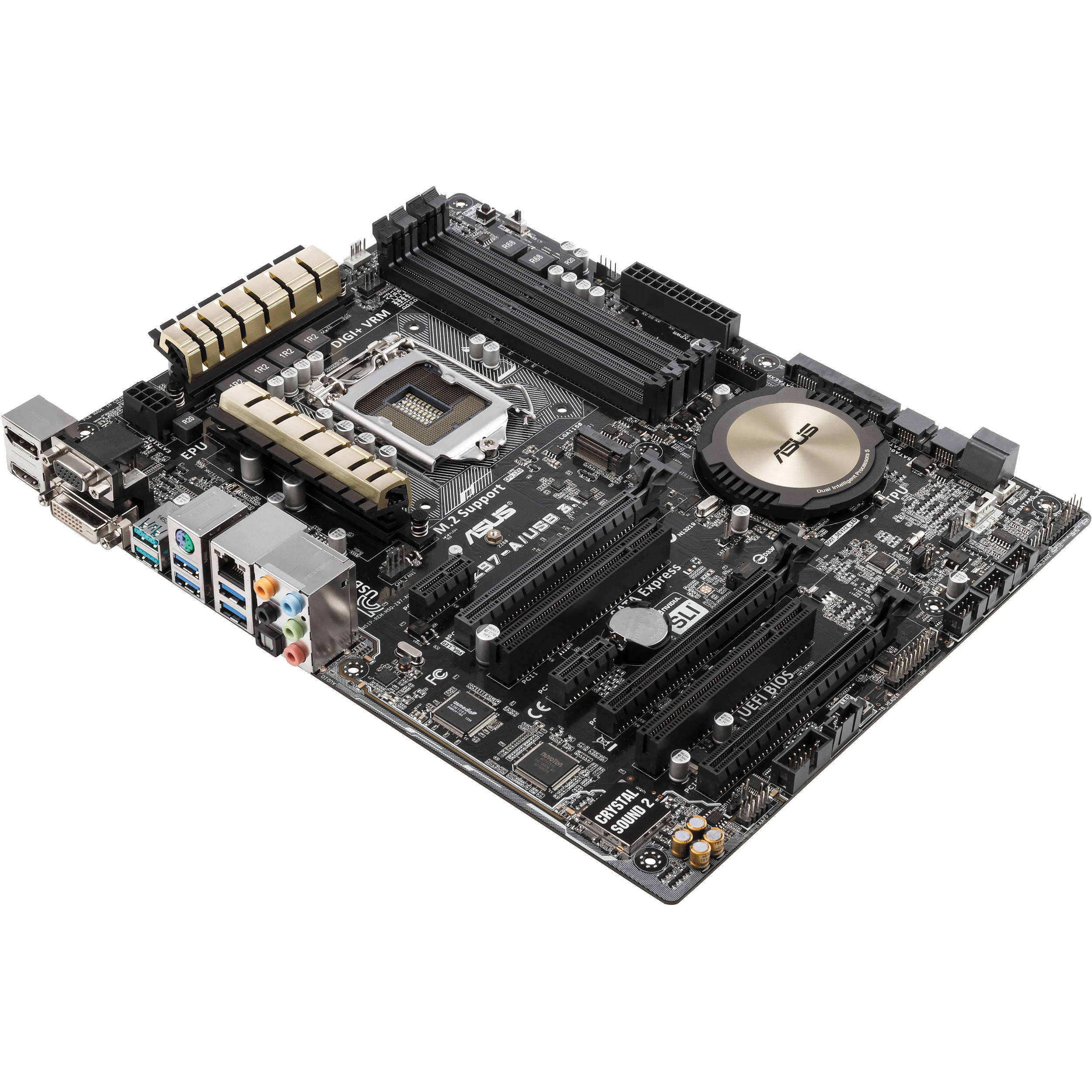 ASUS Z97-C SMART CONNECT DRIVER PC