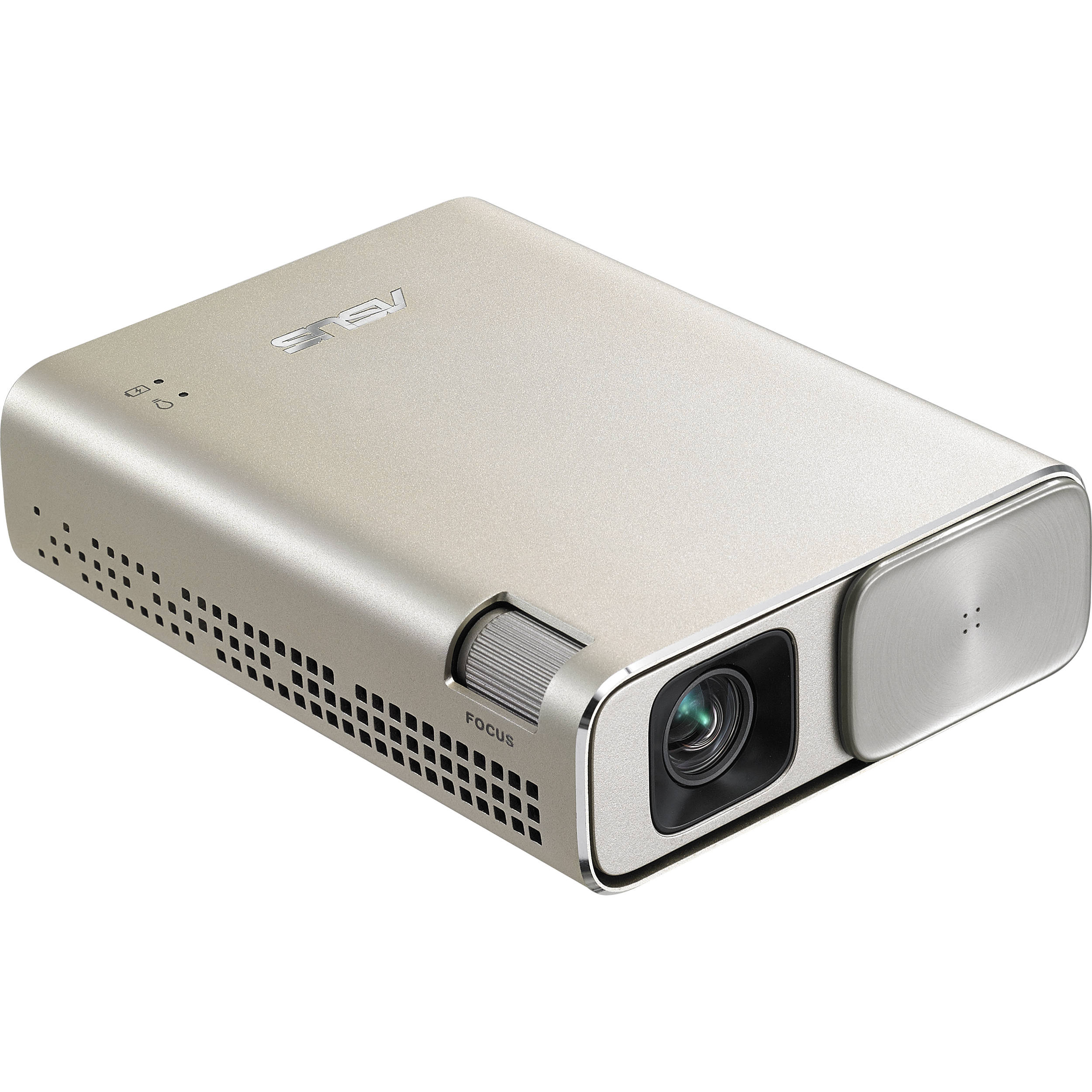 Asus zenbeam go e1z 150 lumen fwvga dlp pico projector e1z b h for Dlp micro projector