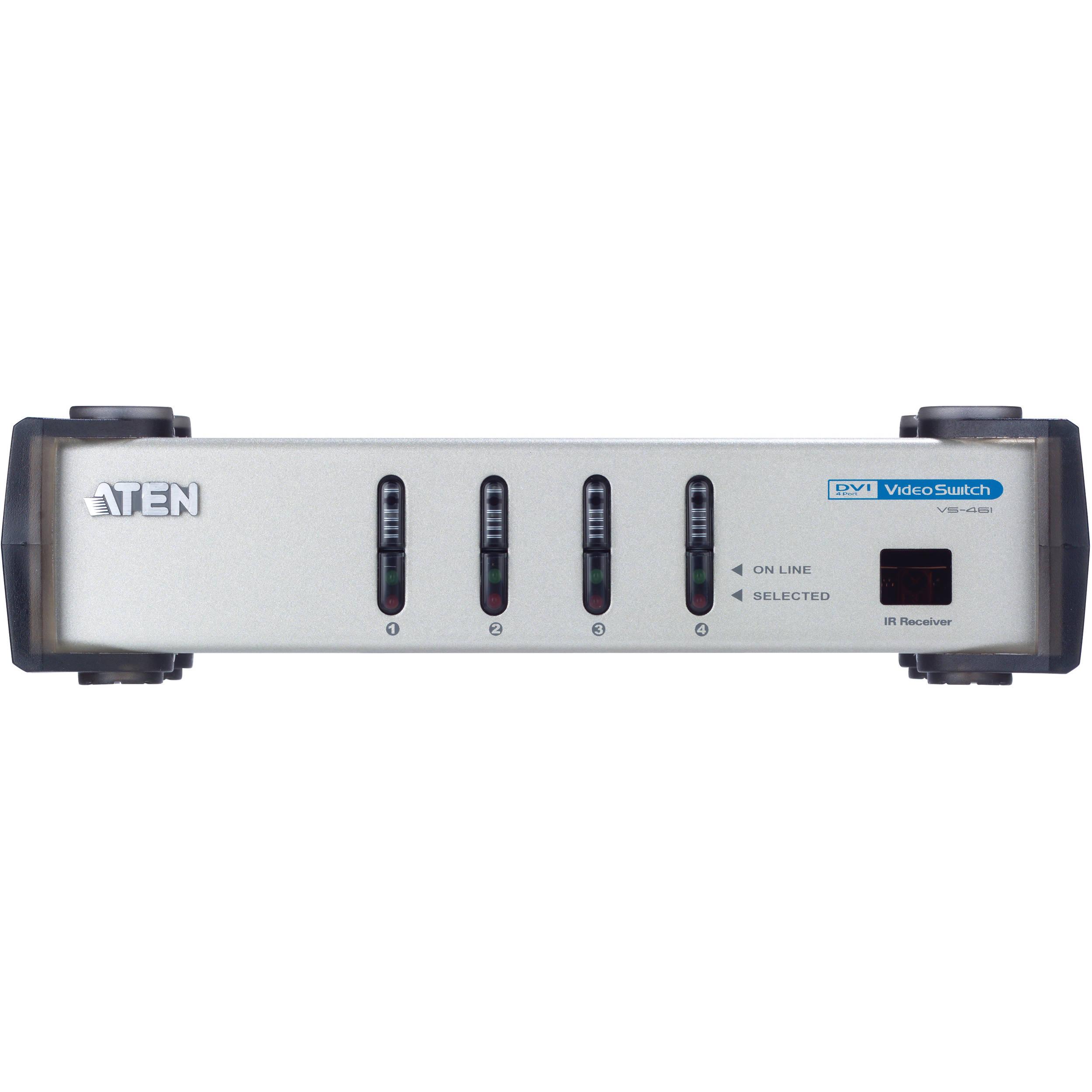 ATEN VS Port DVI Video Switch VS BH Photo Video - Port dvi
