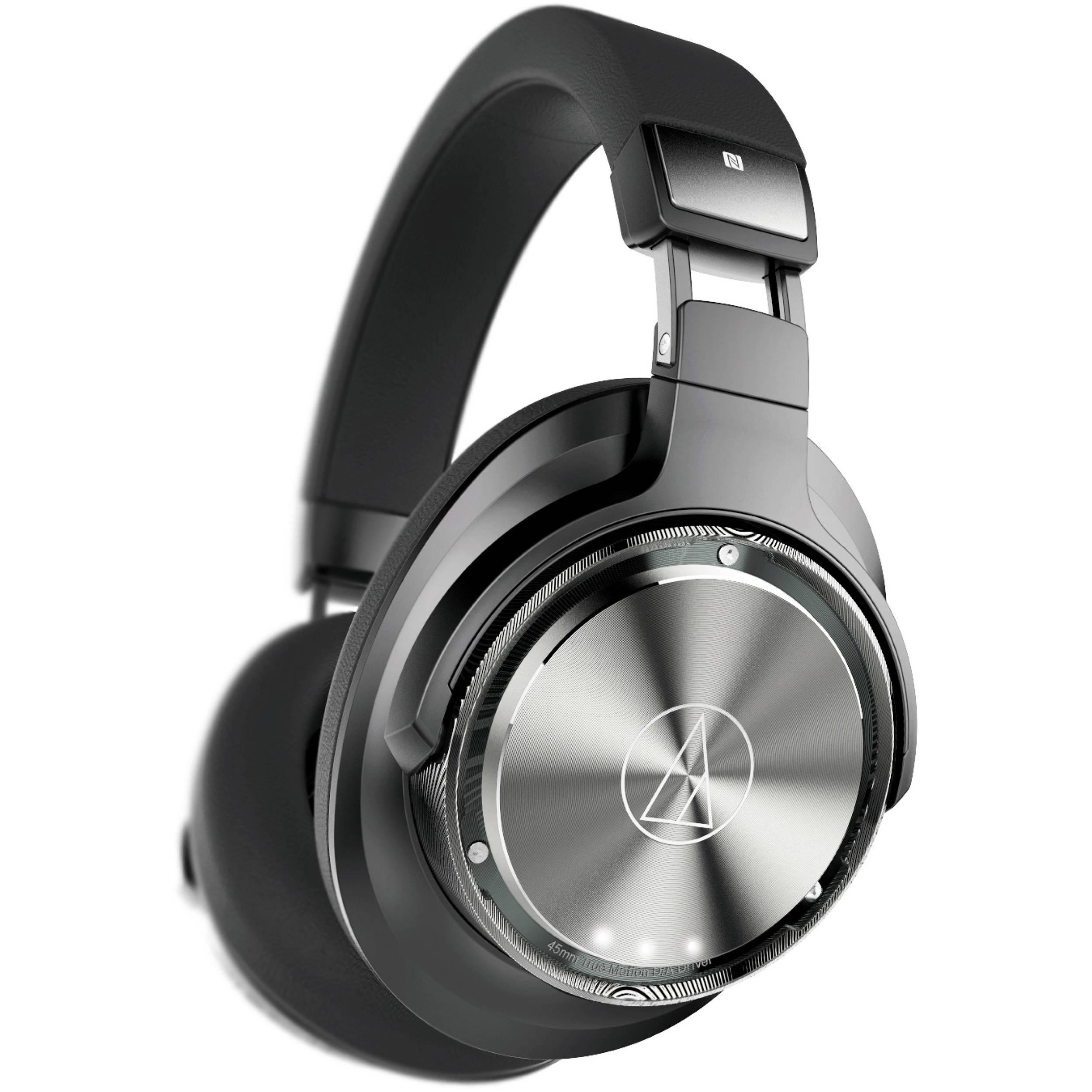 00a9c358cb2da8 Audio-Technica Consumer Wireless Over-Ear Headphones ATH-DSR9BT