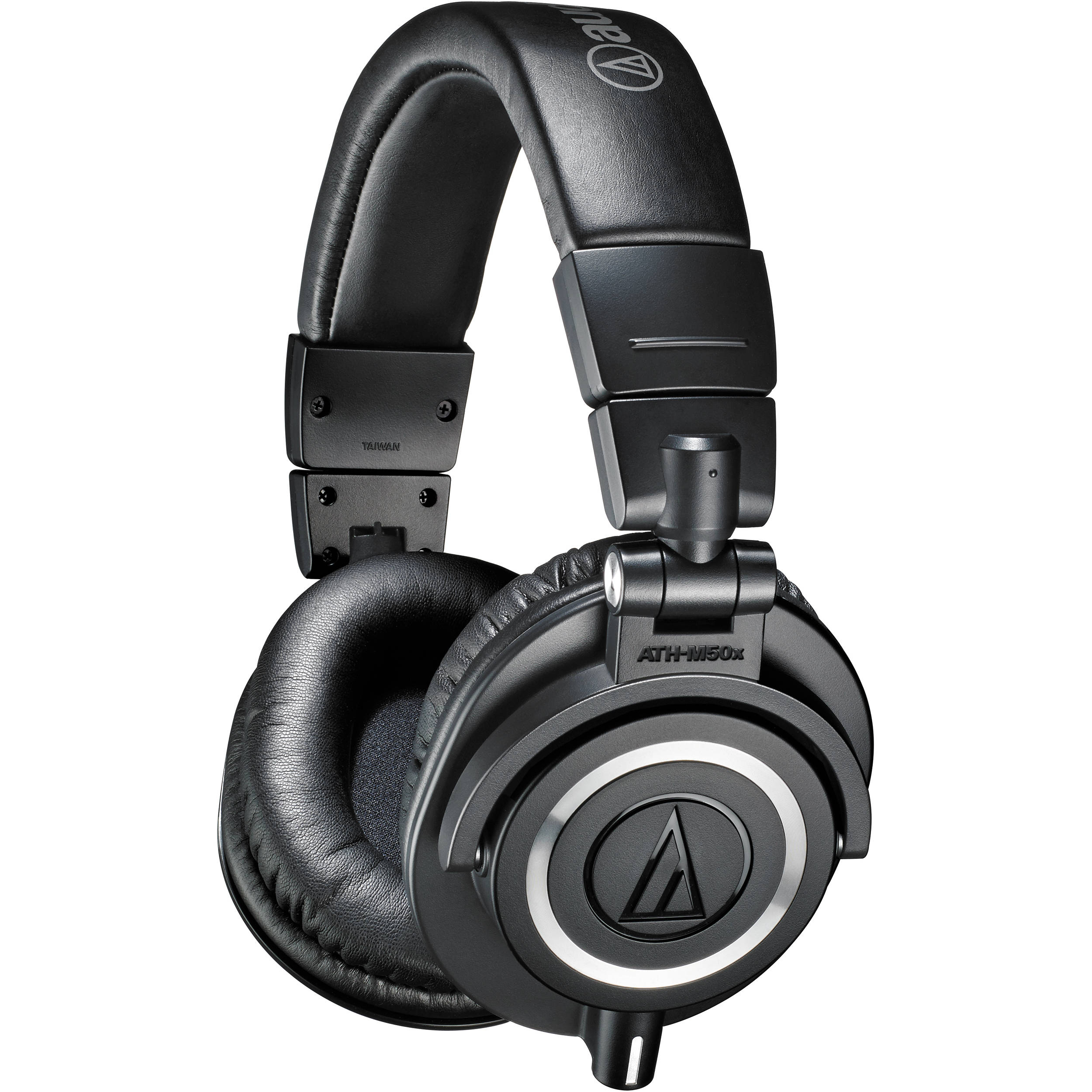 fb8f8c4da80 Audio-Technica ATH-M50x Monitor Headphones (Black) ATH-M50X B&H