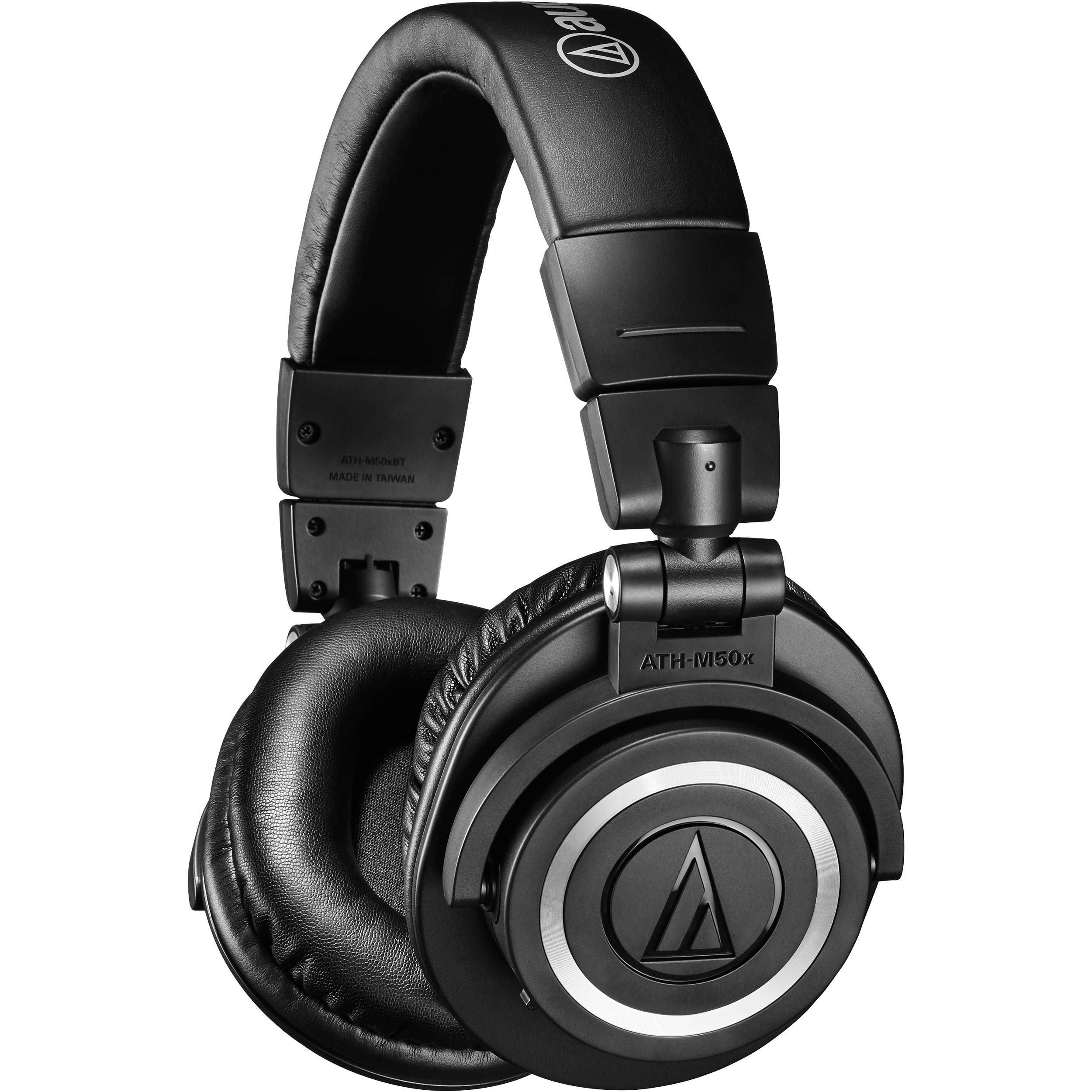 db86a4b745e Audio-Technica Consumer ATH-M50xBT Wireless Over-Ear ATH-M50XBT