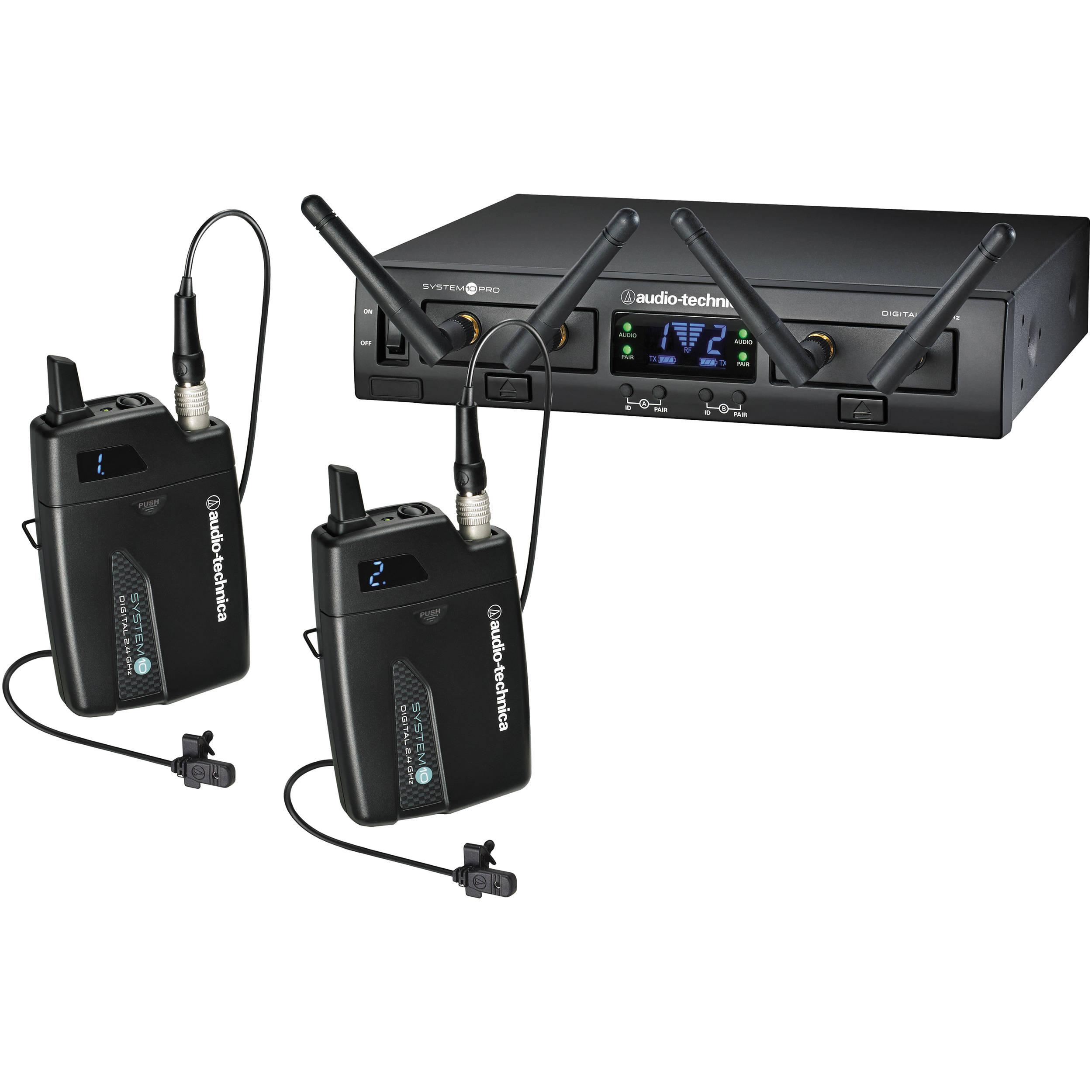 audio technica atw 1311 l atw 1311l system 10 pro