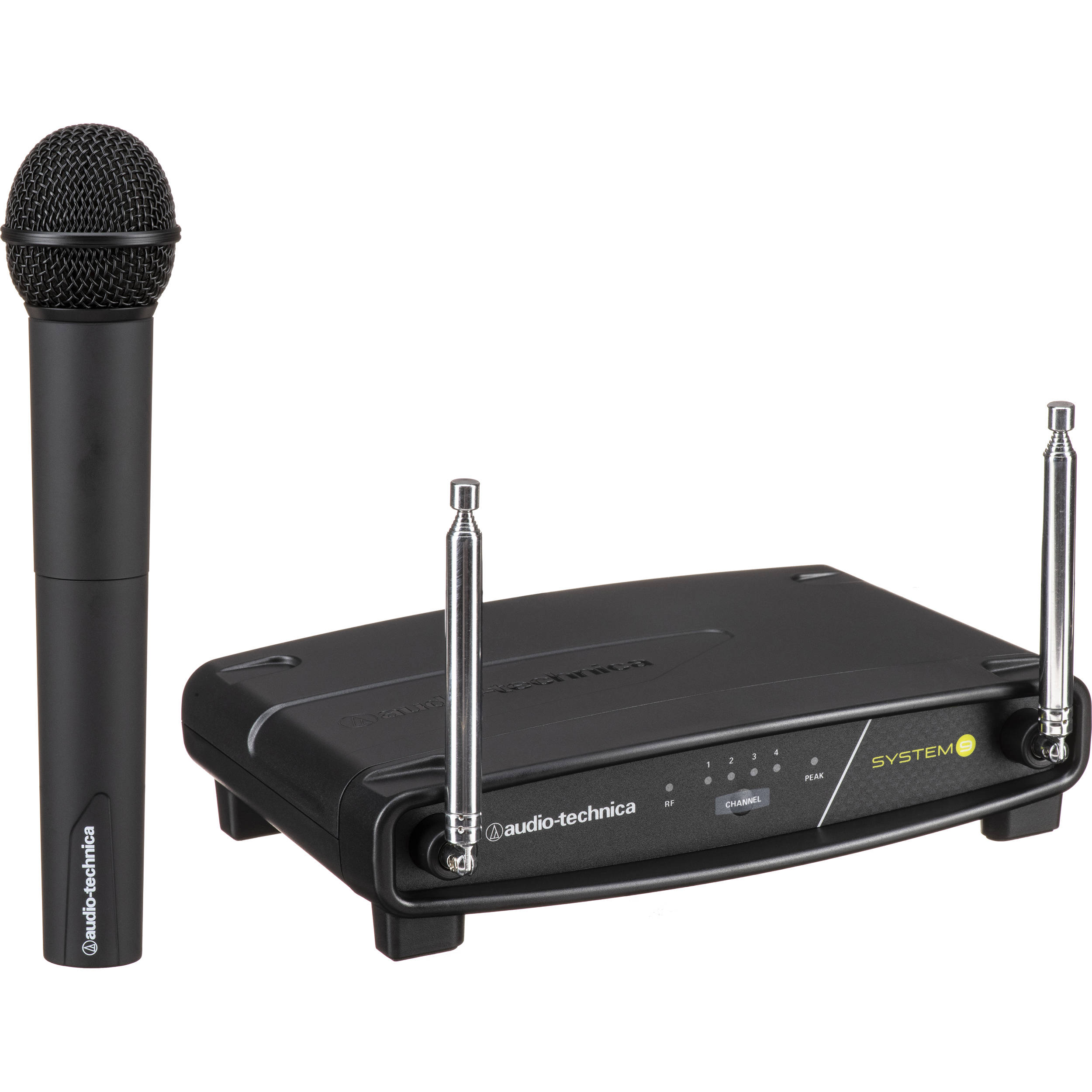 Audio Technica Wireless Microphone System Workout Blog Wiring Diagram Atw 902a 9 Vhf Handheld Studio