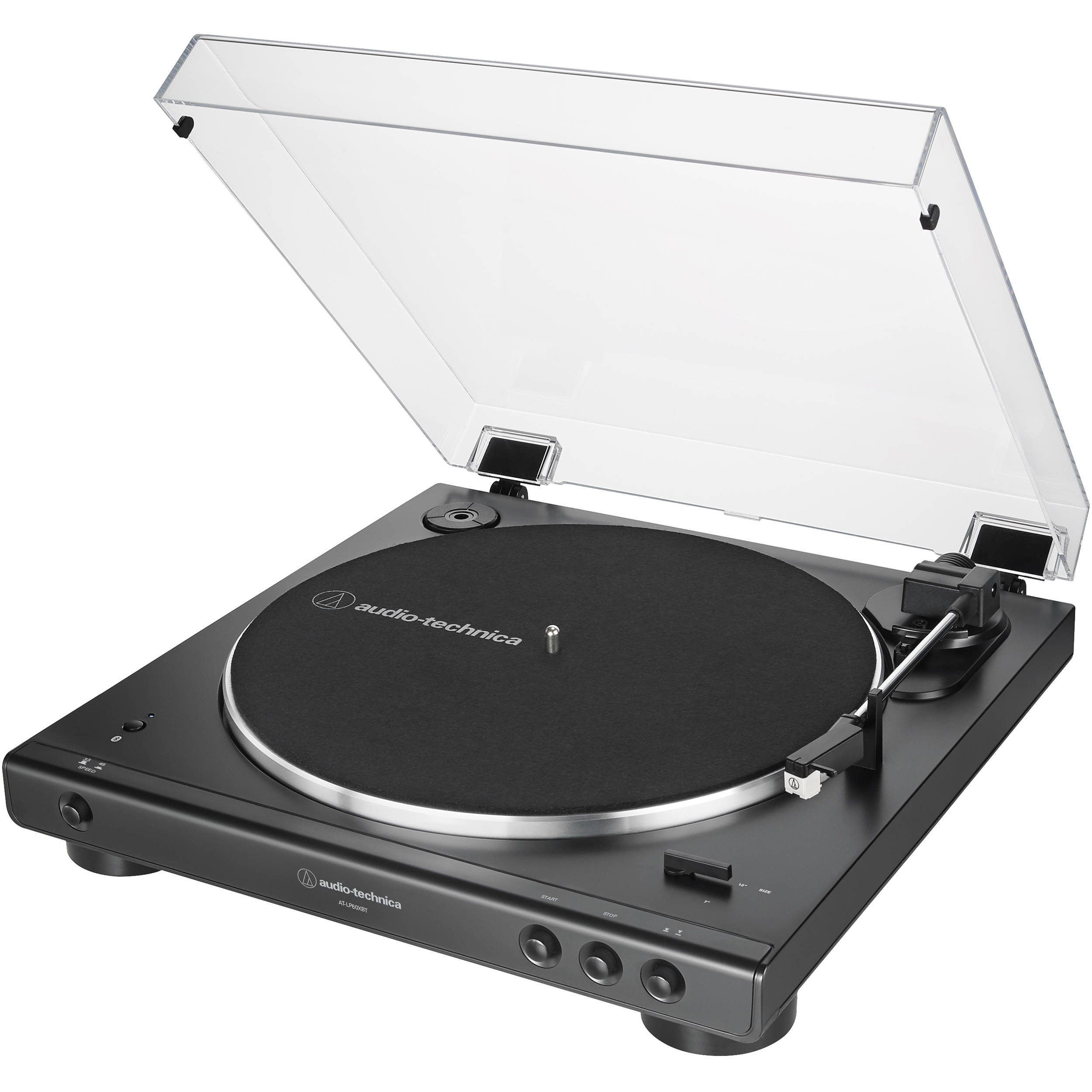 Audio-Technica Consumer AT-LP60XBT Stereo Turntable