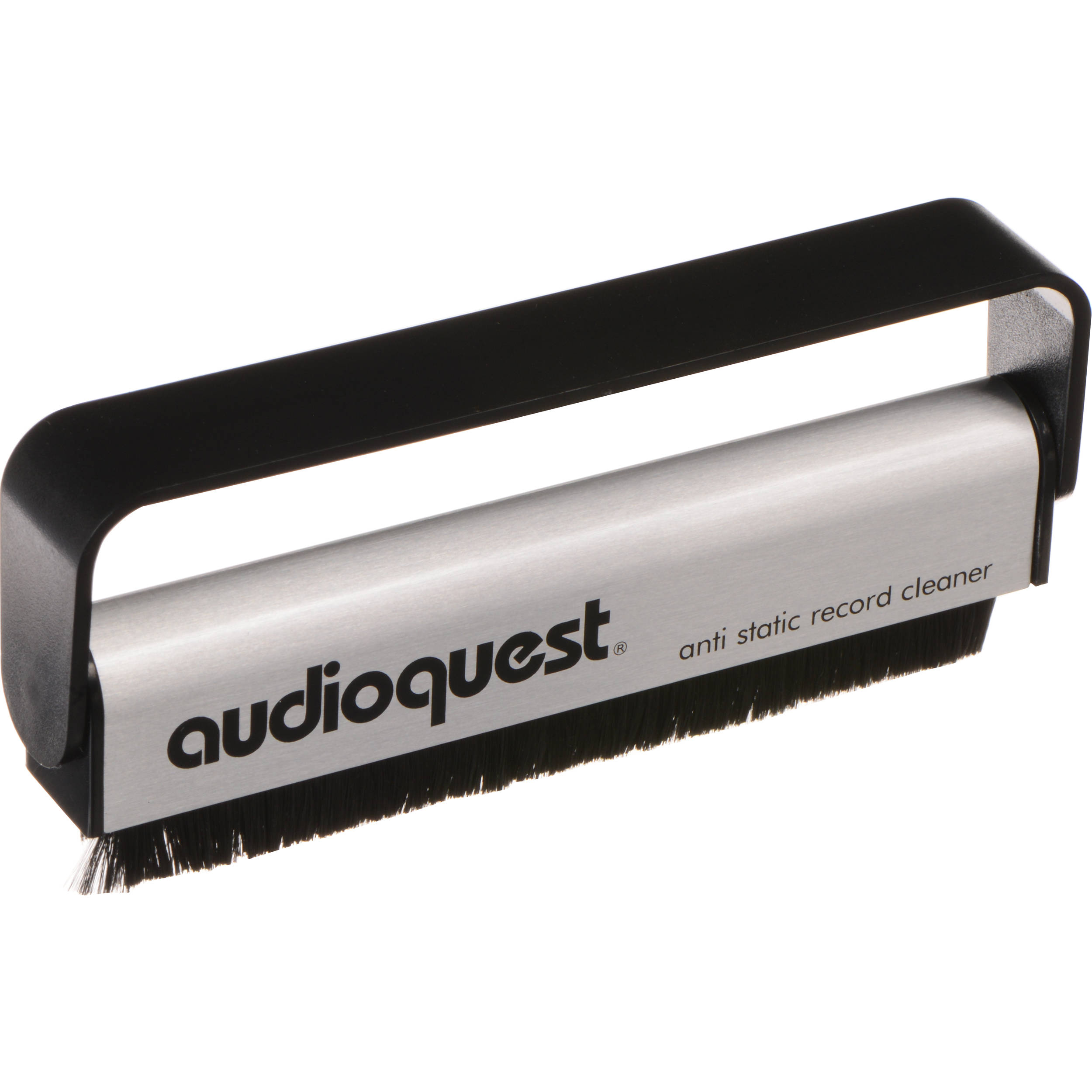 Audioquest Anti Static Record Cleaner Brush Recbrush B Amp H Photo