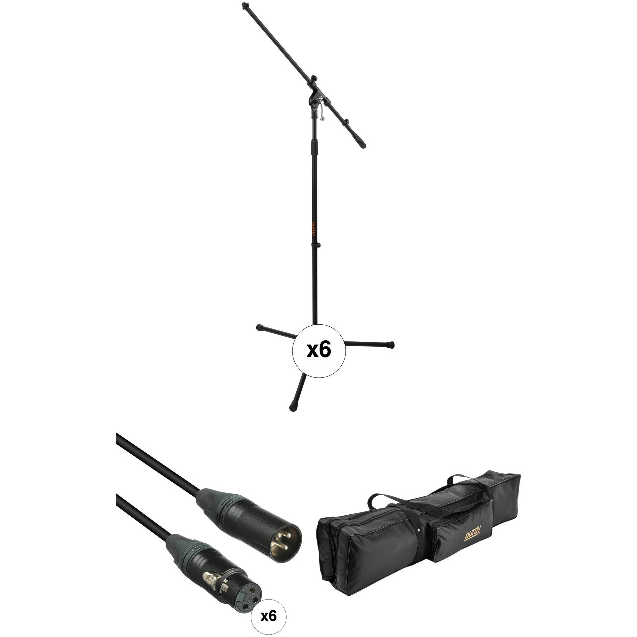 auray auray mic stand pack