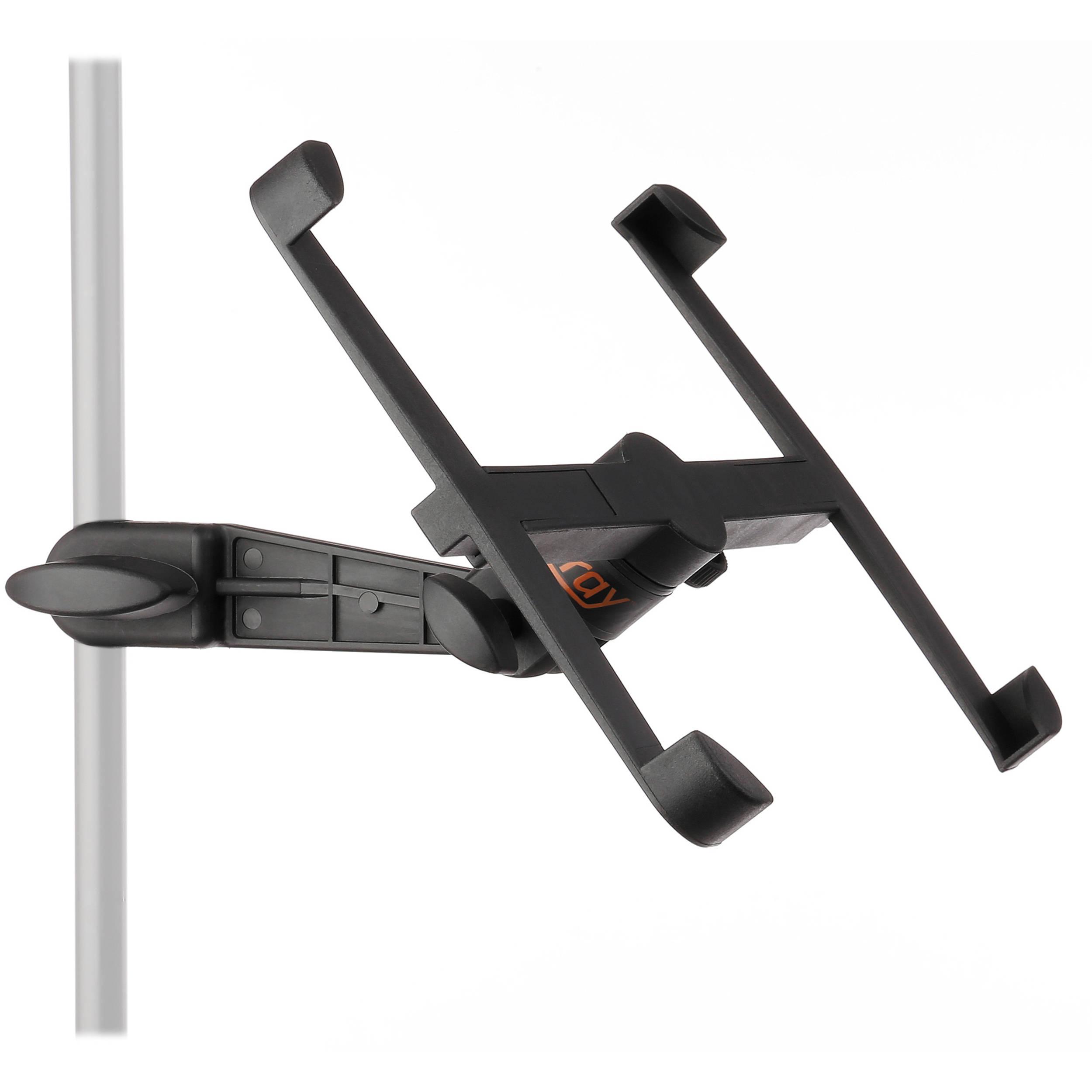 Ipad Mic Stand : auray ipd 101 ipad microphone stand adapter black ipd 101 b h ~ Hamham.info Haus und Dekorationen