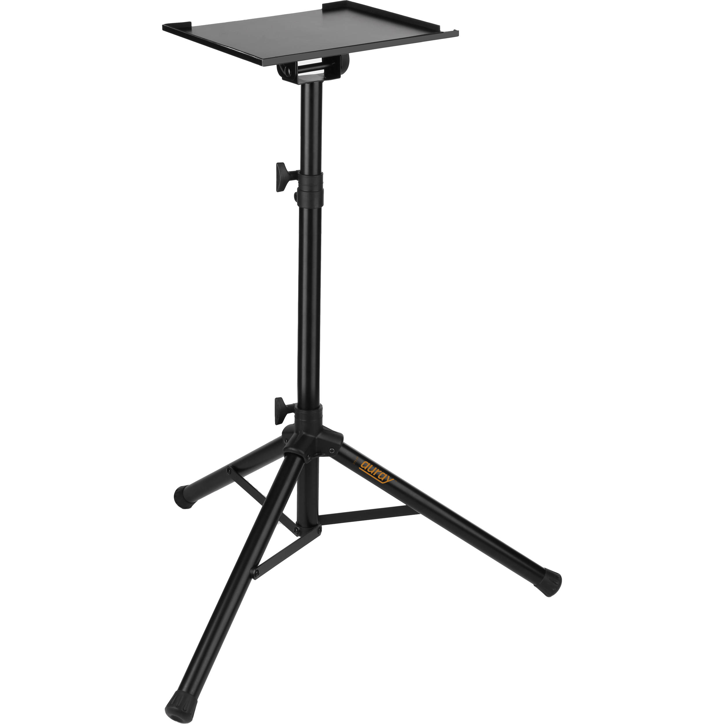 Auray lts st tripod base laptop stand lts st b h photo video for Stand 2 b