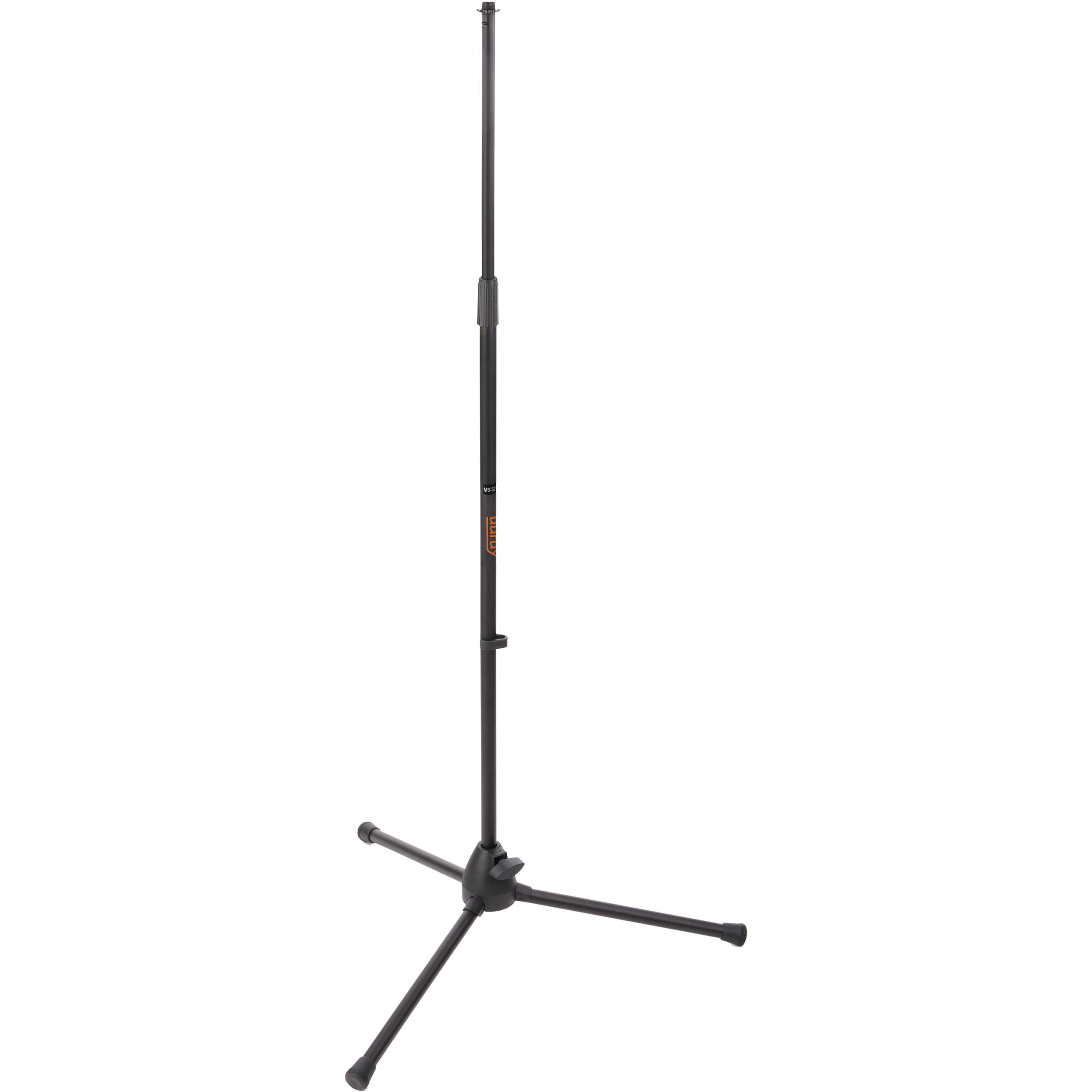 auray ms 5230 tripod microphone stand ms 5230 b h photo video. Black Bedroom Furniture Sets. Home Design Ideas