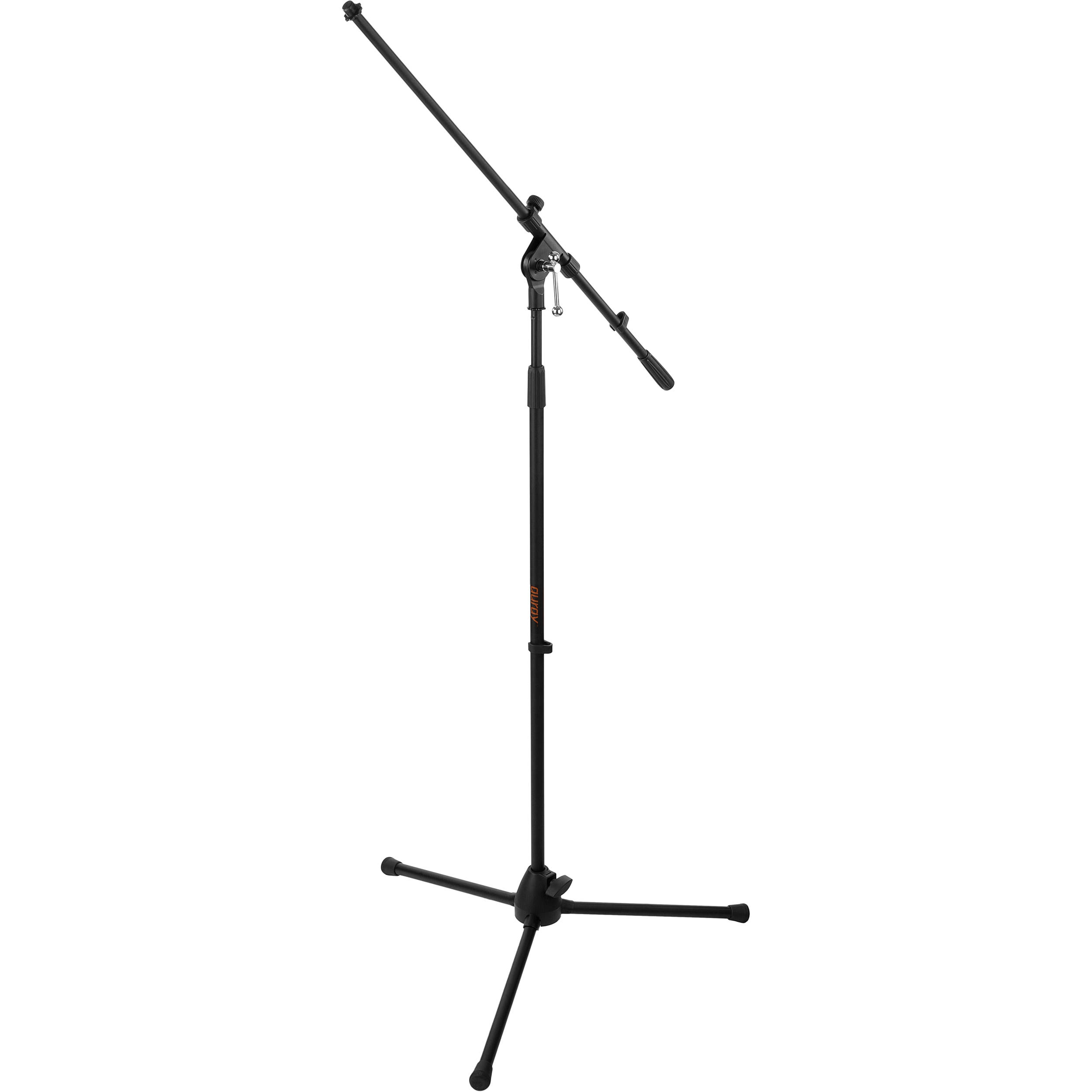 Auray Ms 5230f Tripod Microphone Stand With Fixed Boom Ms