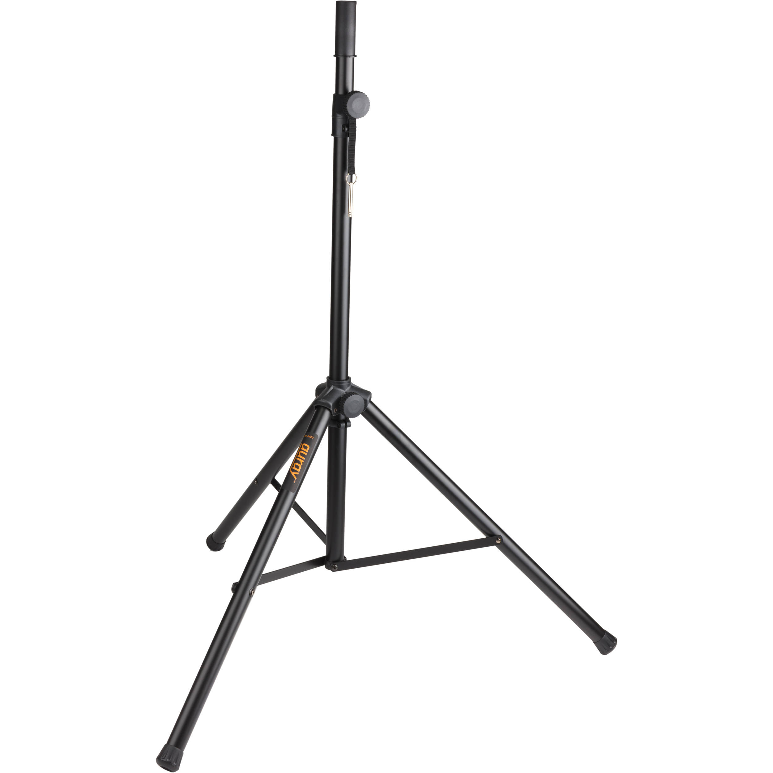 Auray Ss 4420 Steel Speaker Stand Ss 4420 B Amp H Photo Video