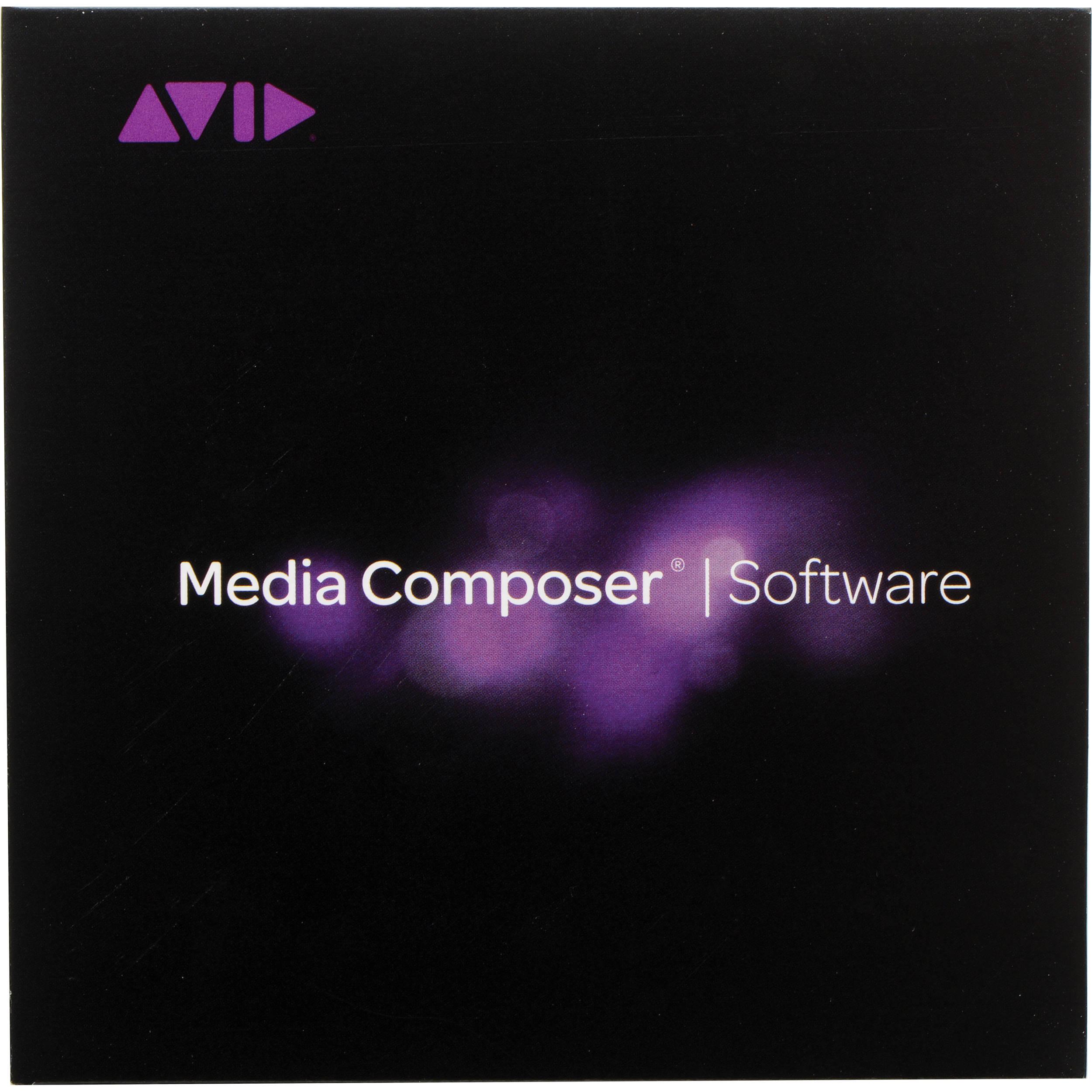Avid Media Composer 8 9935 65686 05 Bh Photo Video