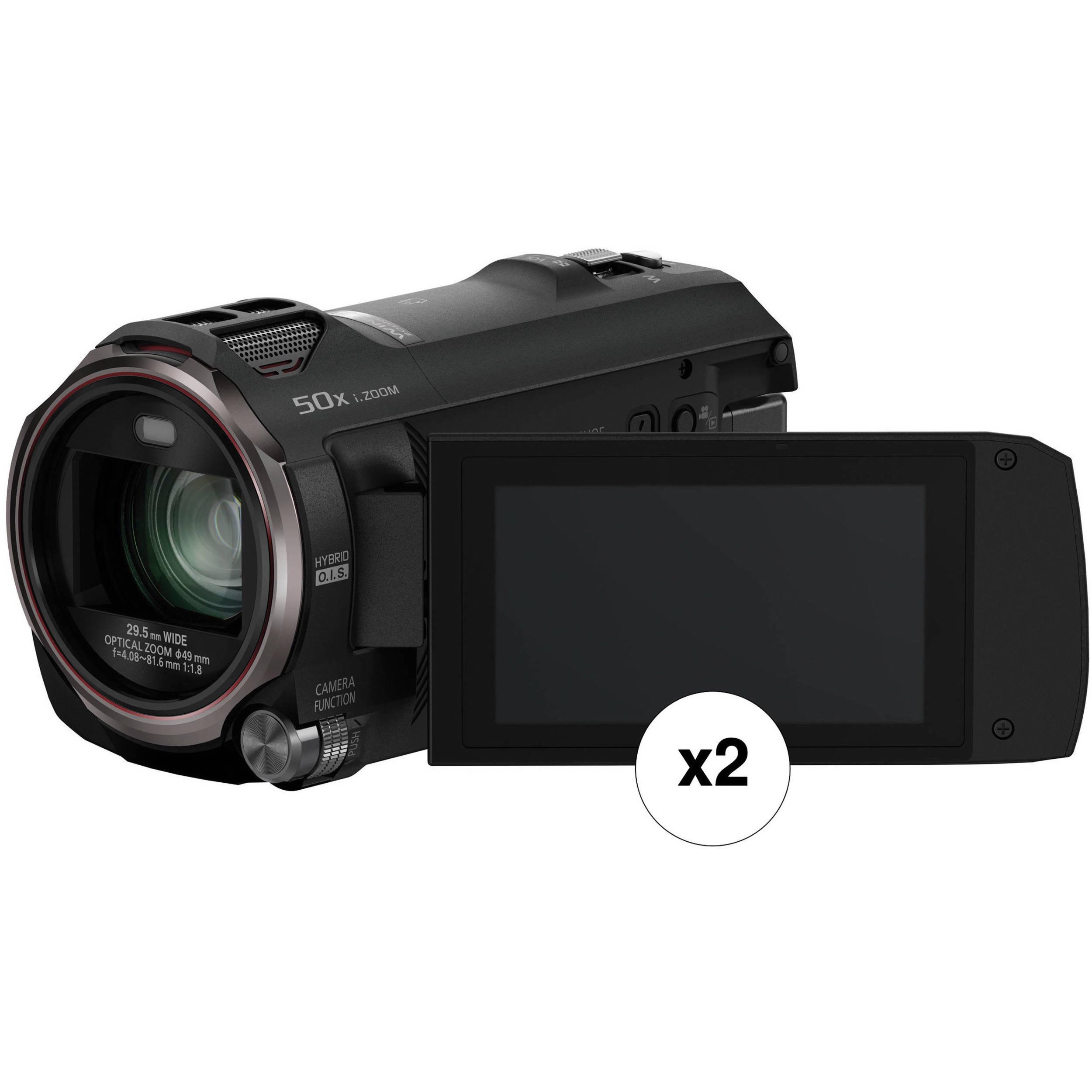 B&H Photo Video HC-V770 FULL HD CAMCORDER/KIT