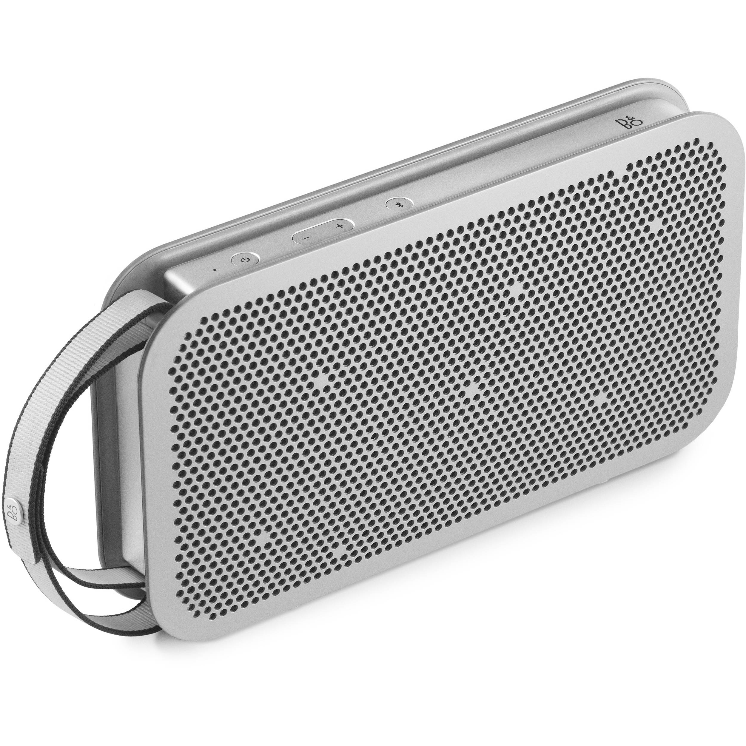 Joystick Bluetooth Seisa B O Beoplay P2 Portable Bluetooth Speaker Best Fm Bluetooth Transmitter For Older Cars Km19 Mag Mount Insignia Portable Bluetooth Speaker Ns Cspbt03: B&O PLAY By Bang & Olufsen Beoplay A2 Active Bluetooth 1643746