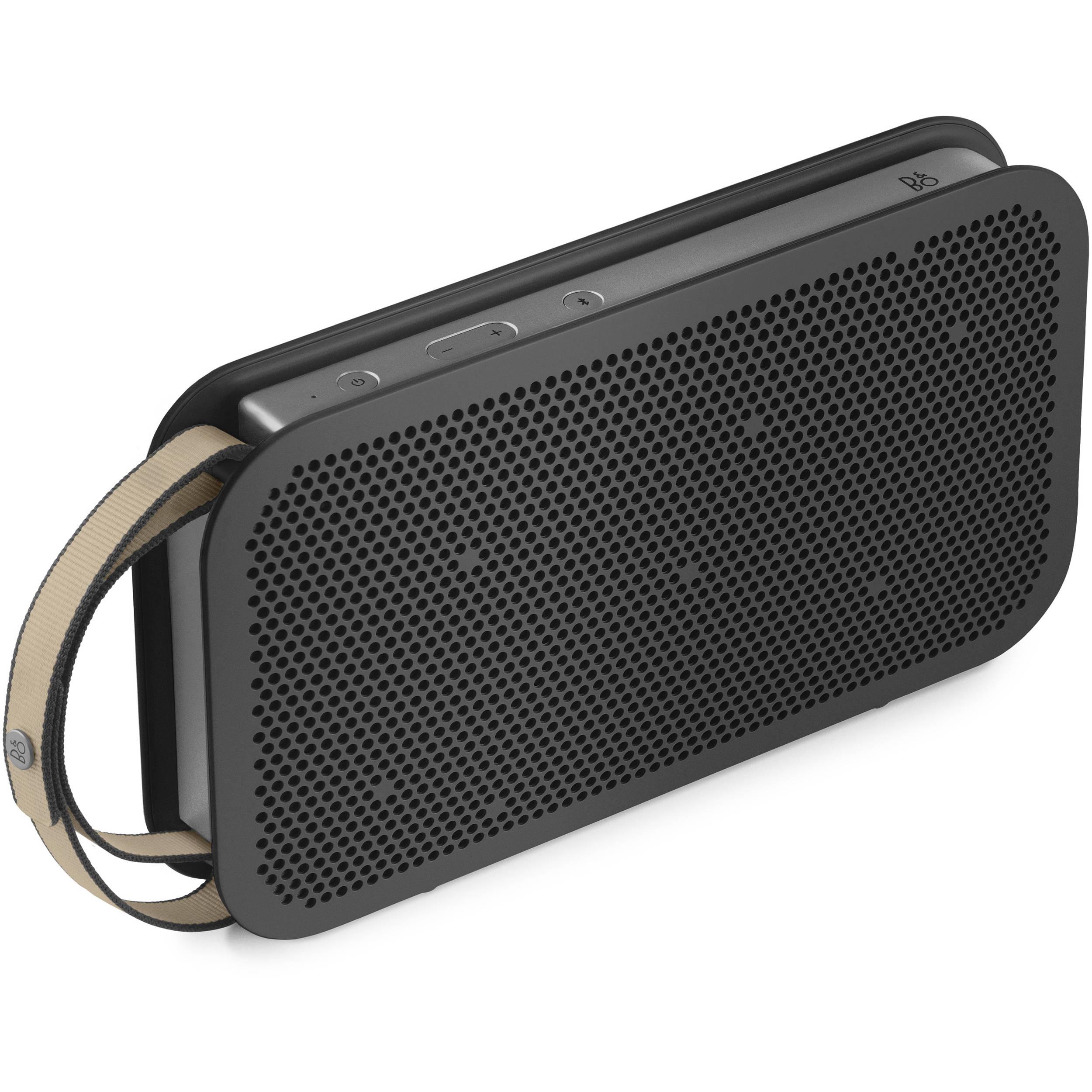 bang olufsen beoplay a2 active bluetooth speaker 1643773 b h. Black Bedroom Furniture Sets. Home Design Ideas