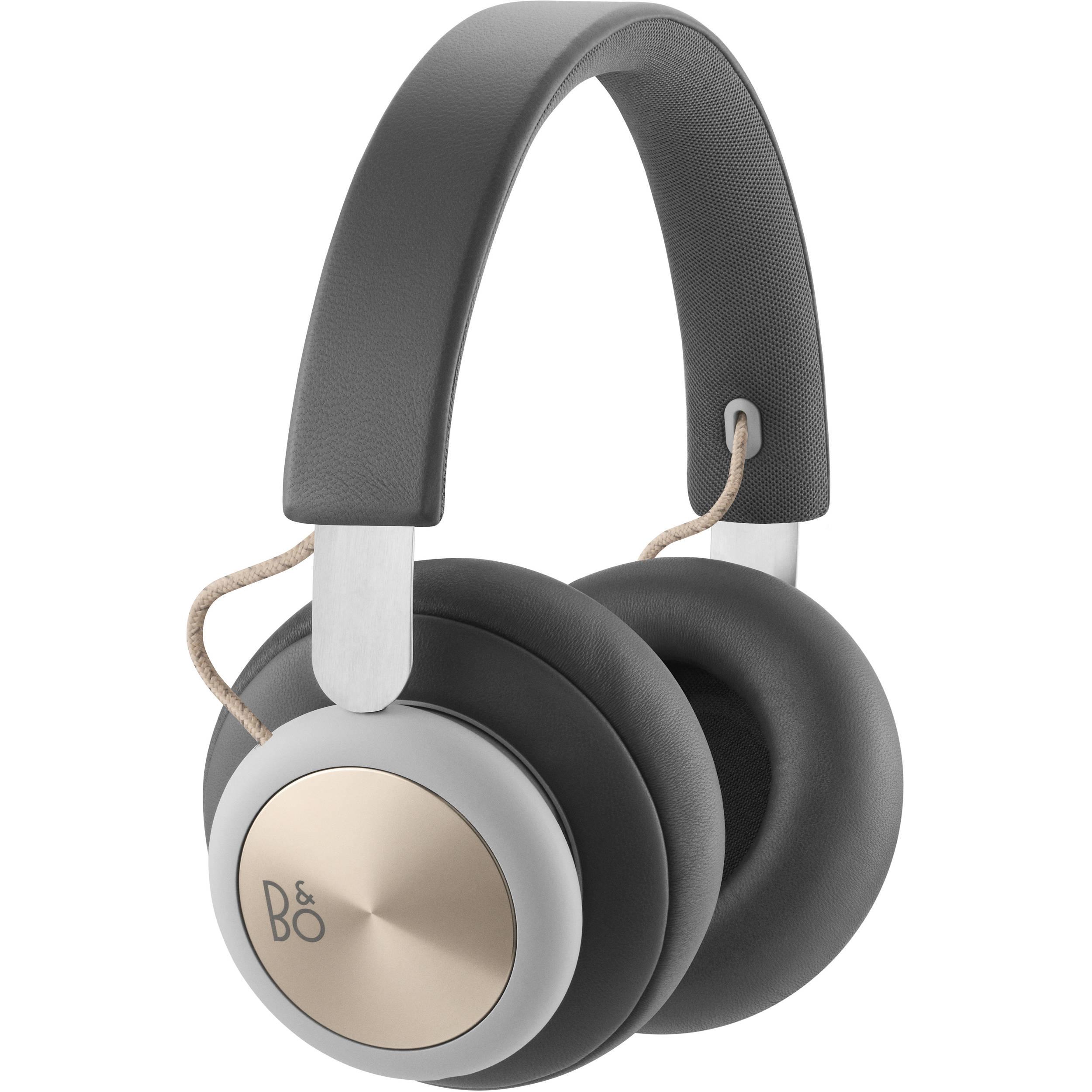 1dd1df05ed8f93 Bang & Olufsen Beoplay H4 Bluetooth Wireless Over-Ear 1643874