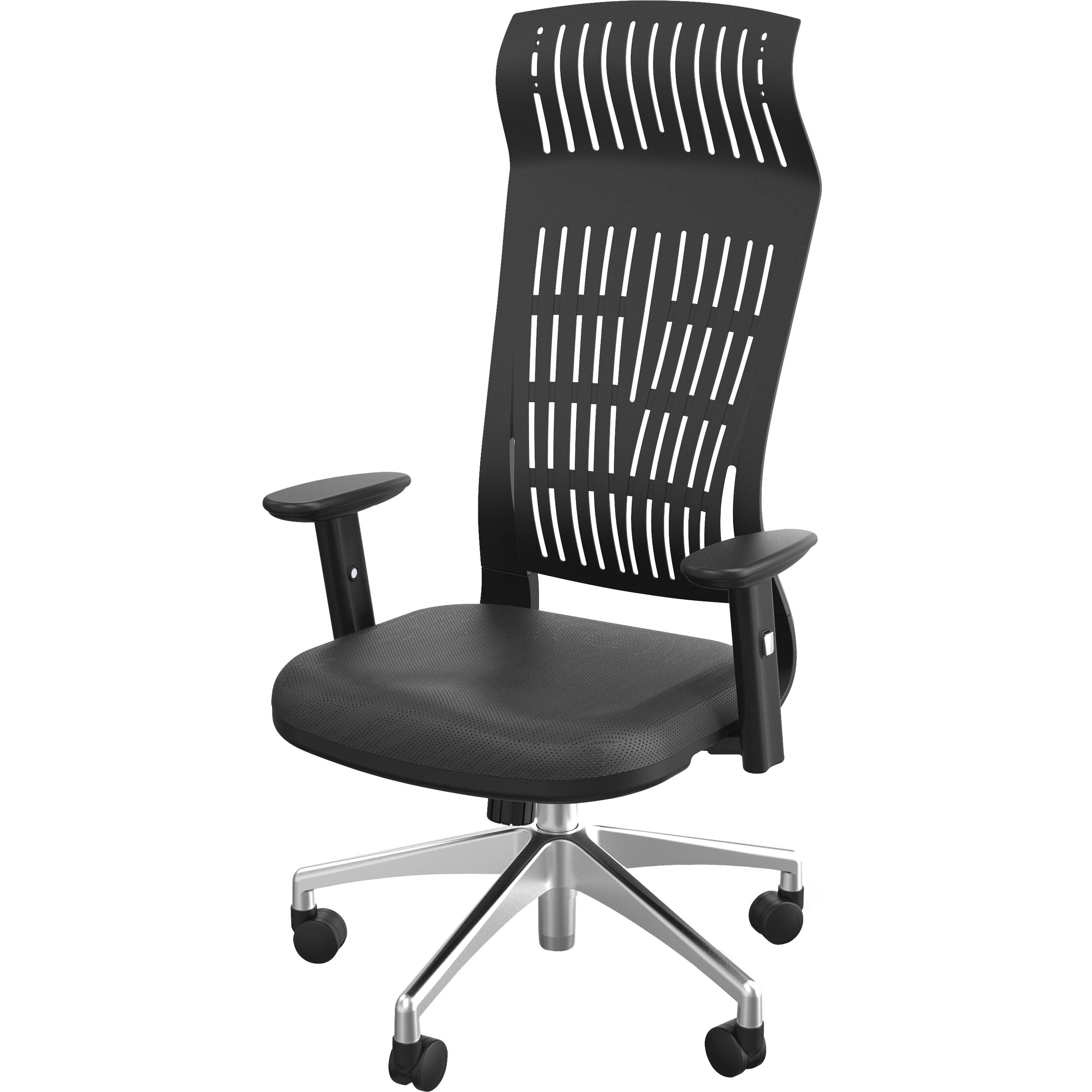 Balt Fly High Back Office Chair With Adjustable Arms 34740 B H