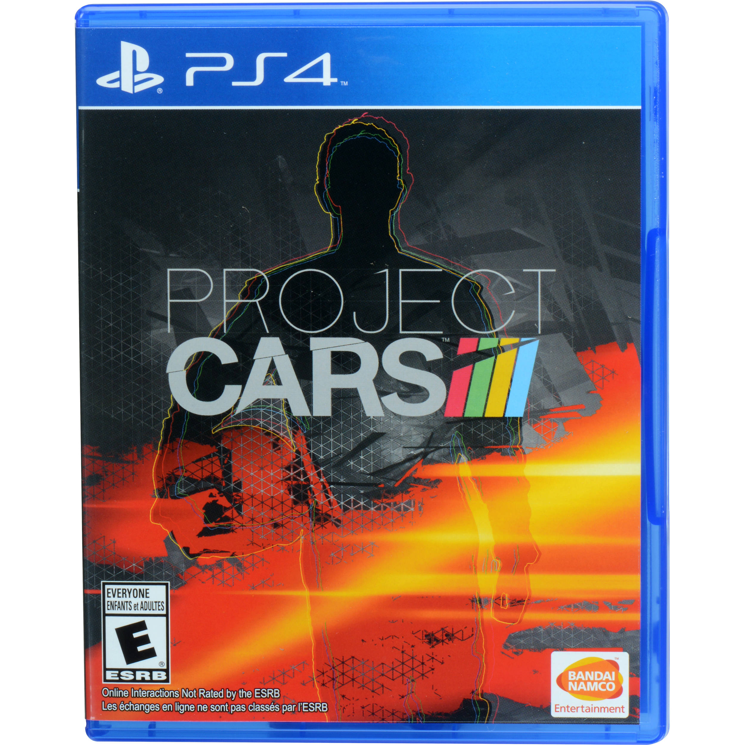 bandai namco project cars ps4 12017 b h photo video. Black Bedroom Furniture Sets. Home Design Ideas