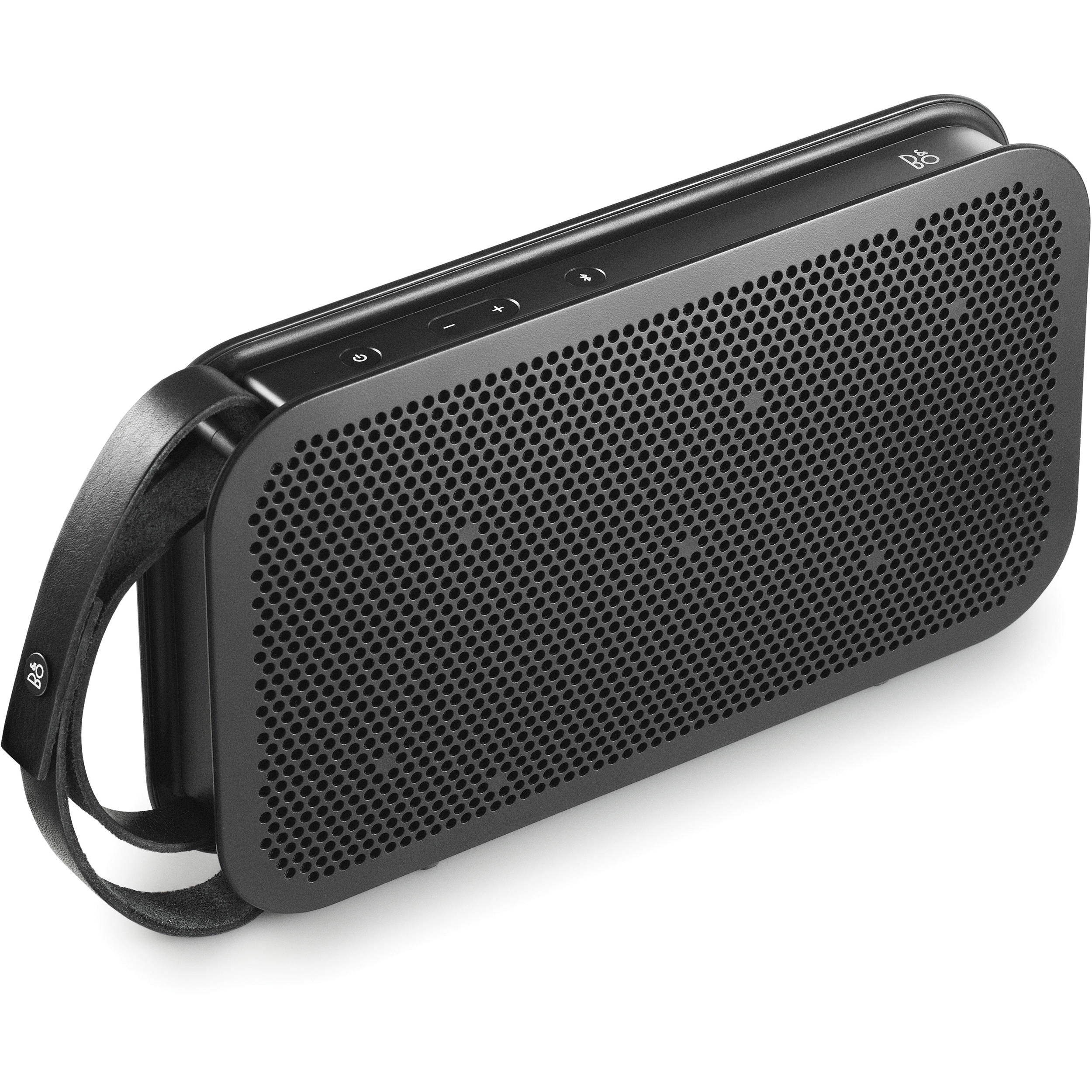 Joystick Bluetooth Seisa B O Beoplay P2 Portable Bluetooth Speaker Best Fm Bluetooth Transmitter For Older Cars Km19 Mag Mount Insignia Portable Bluetooth Speaker Ns Cspbt03: B&O PLAY By Bang & Olufsen Beoplay A2 Bluetooth Speaker