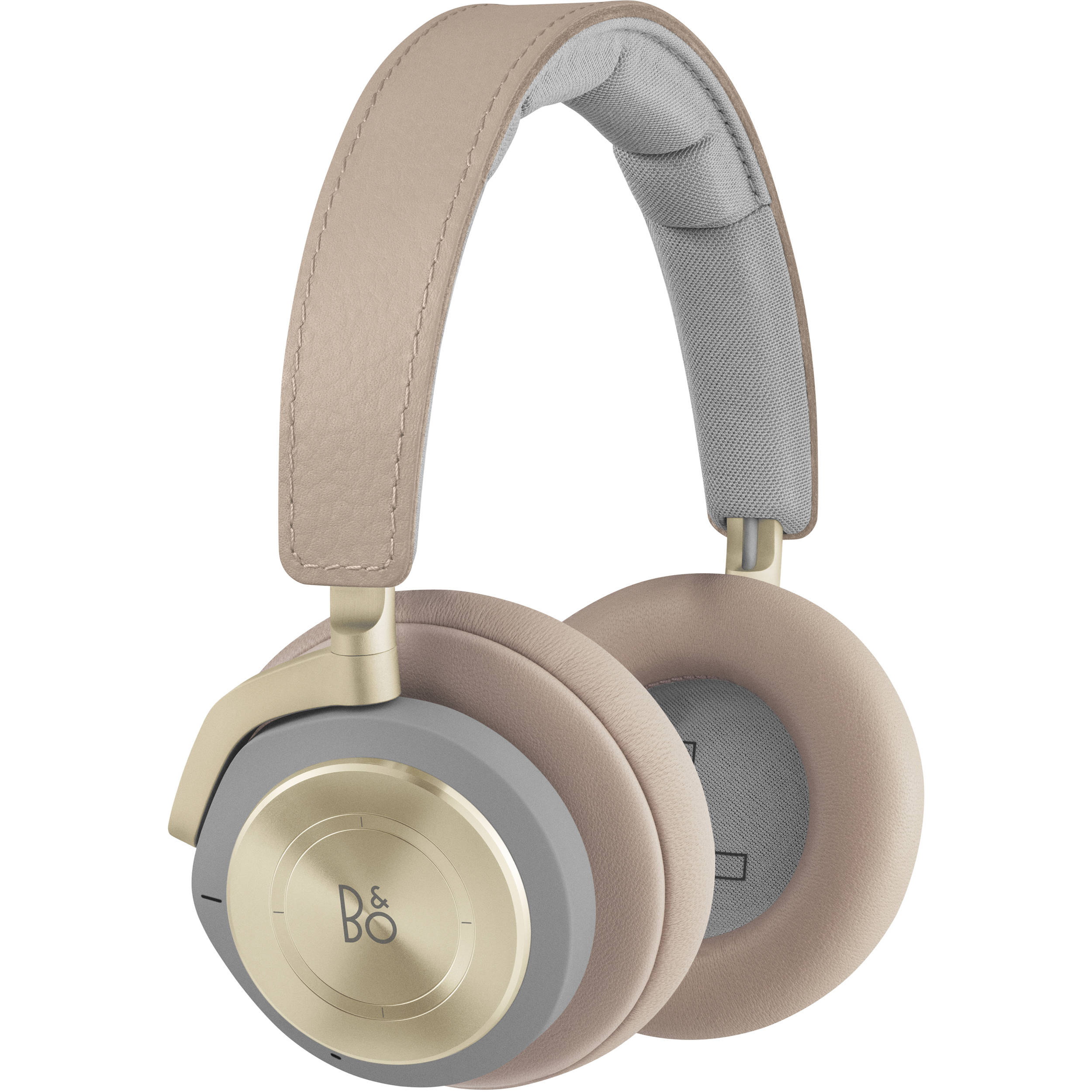 52b6ce337b1 Bang & Olufsen Beoplay H9 Noise-Canceling Wireless 1646301 B&H