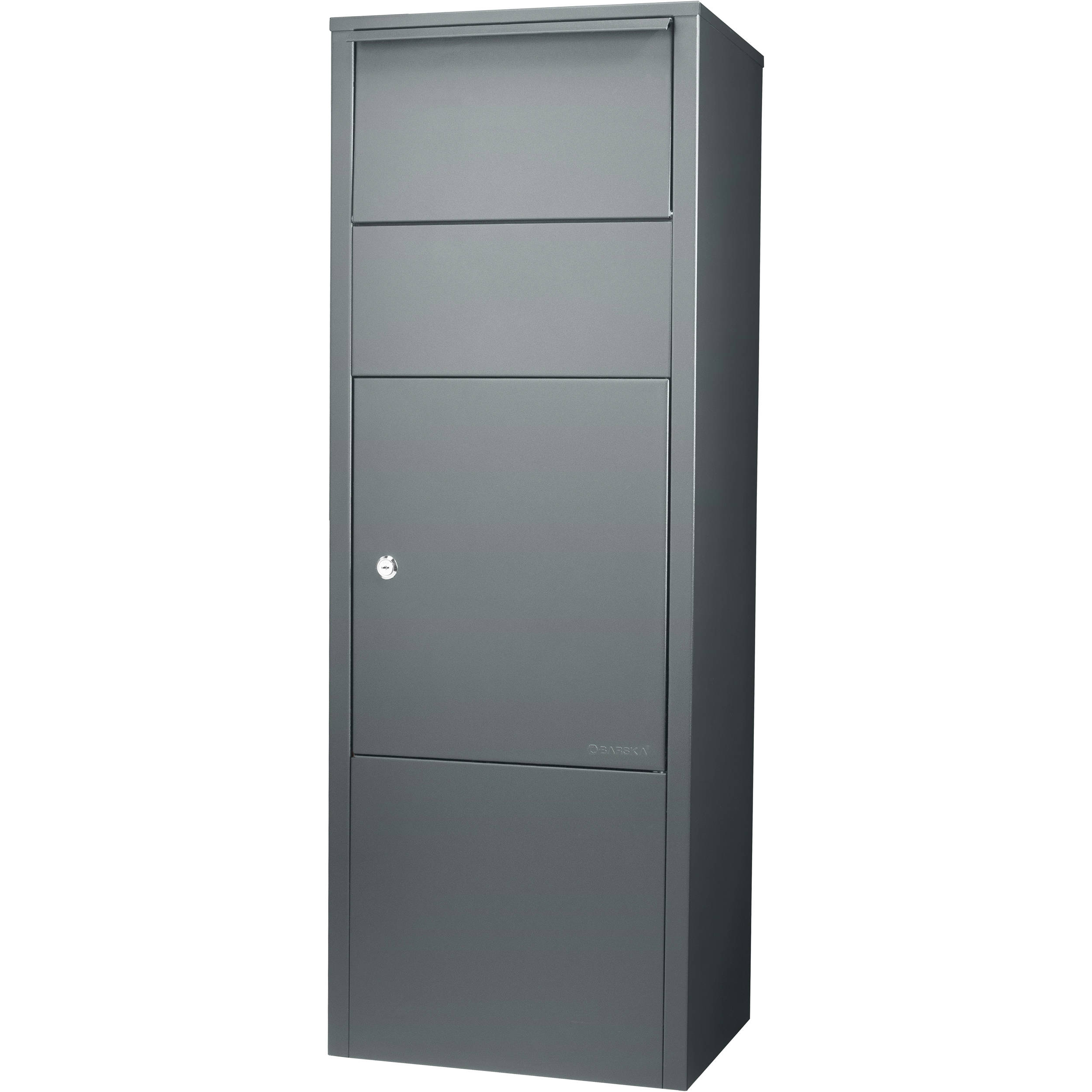 barska large parcel drop box cb13256 b h photo video. Black Bedroom Furniture Sets. Home Design Ideas