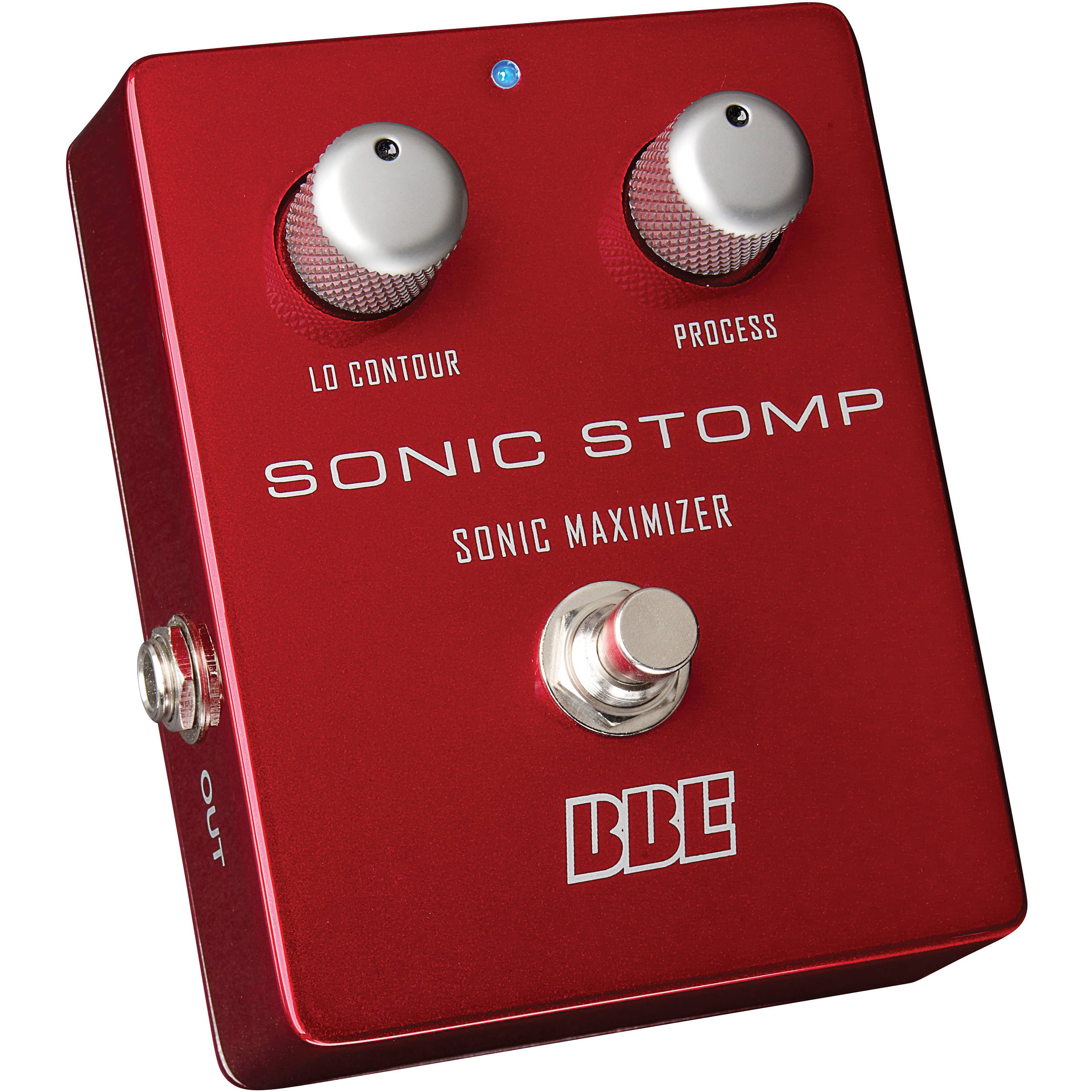 bbe sound sonic stomp sonic maximizer stomp box pedal sonic. Black Bedroom Furniture Sets. Home Design Ideas