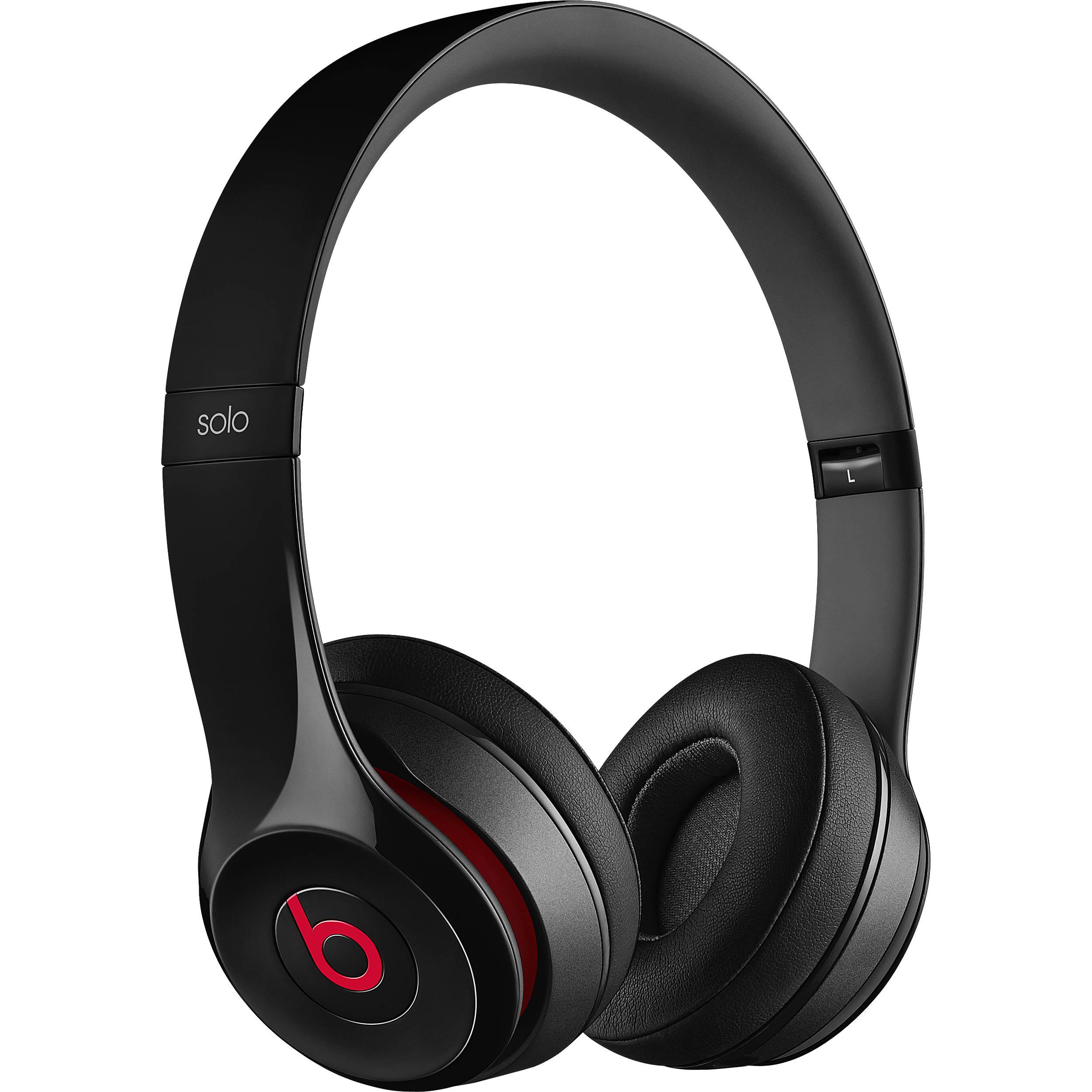 Beats By Dr Dre Solo2 Wired On Ear Headphones Black Mh8w2am A Fleksibel Earphone Ipad Air 2