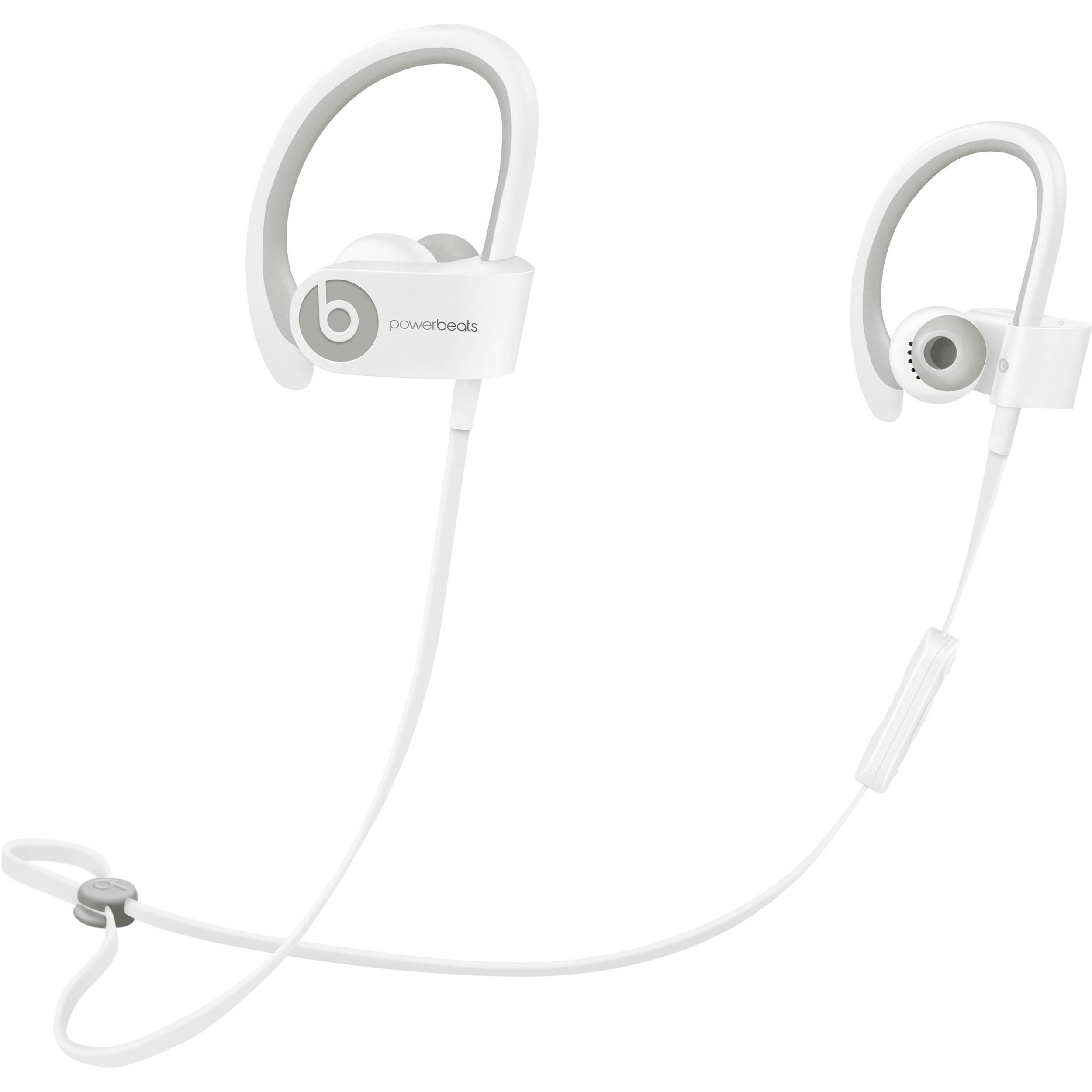 Earbuds beats dre - beats bluetooth earbuds white