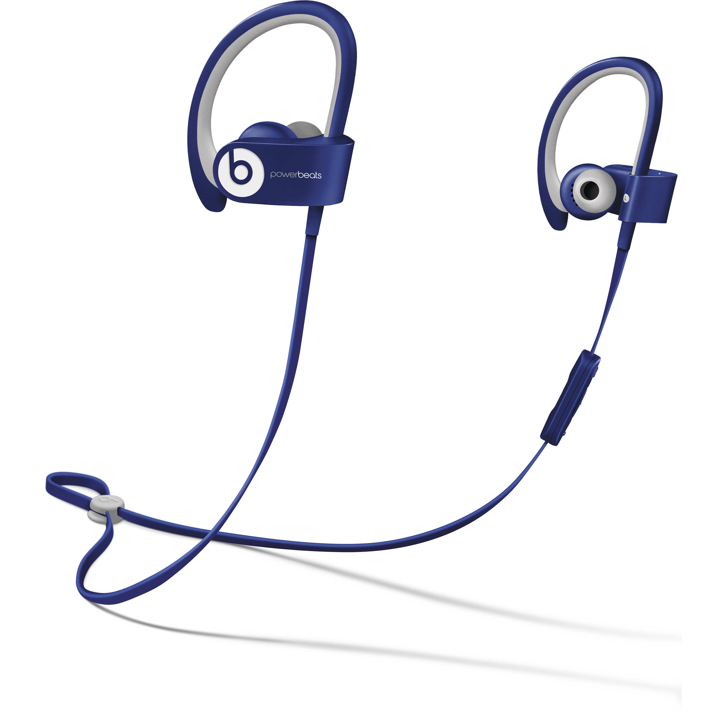 beats by dr dre powerbeats2 wireless earbuds mhbv2am a b h. Black Bedroom Furniture Sets. Home Design Ideas