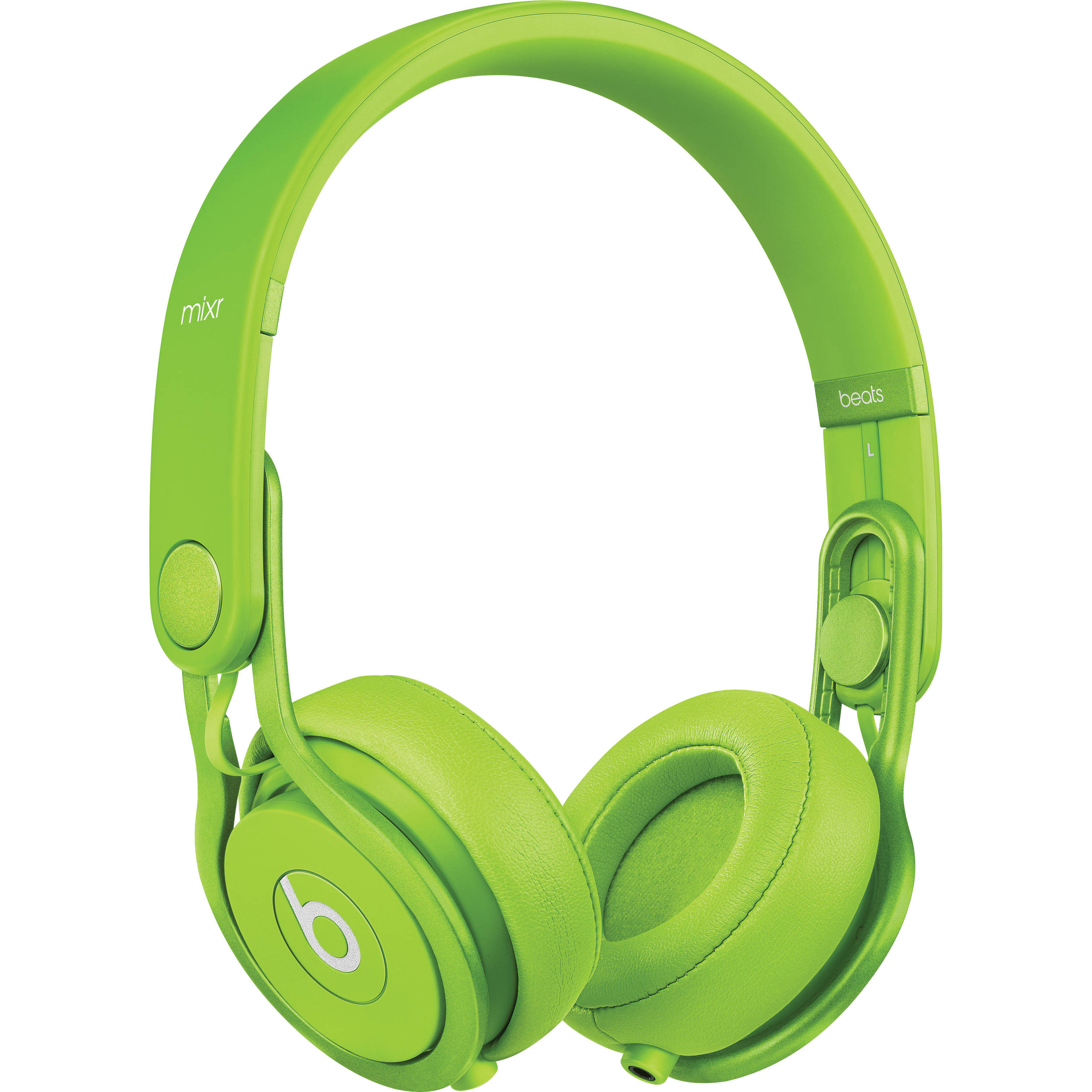 Beats by dr dre mixr lightweight dj headphones candy green
